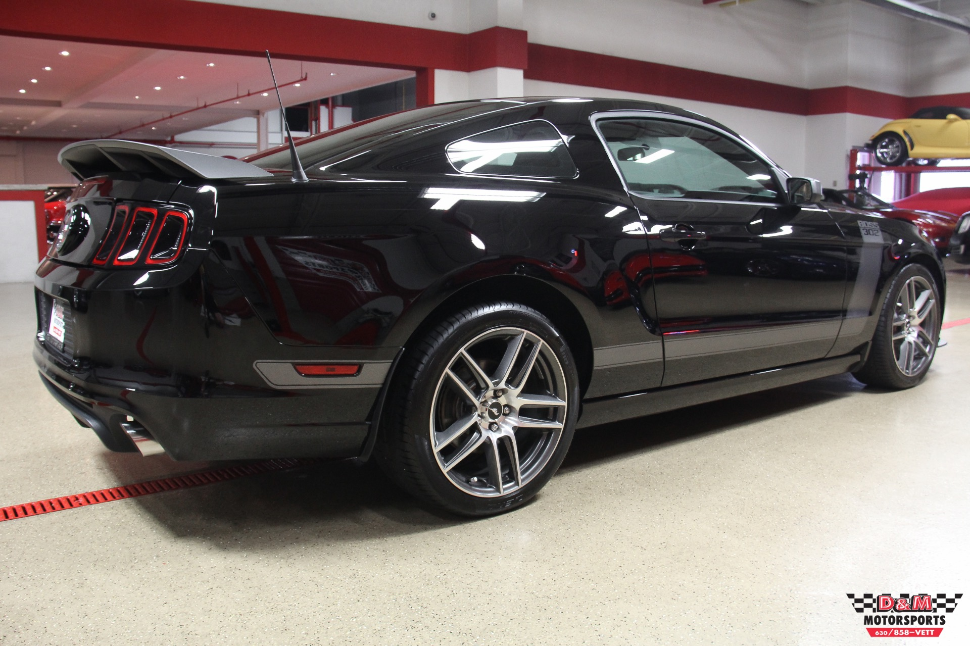 2013 Ford Mustang Boss 302 Stock M6269 For Sale Near Glen Ellyn 2014 302s Used Il