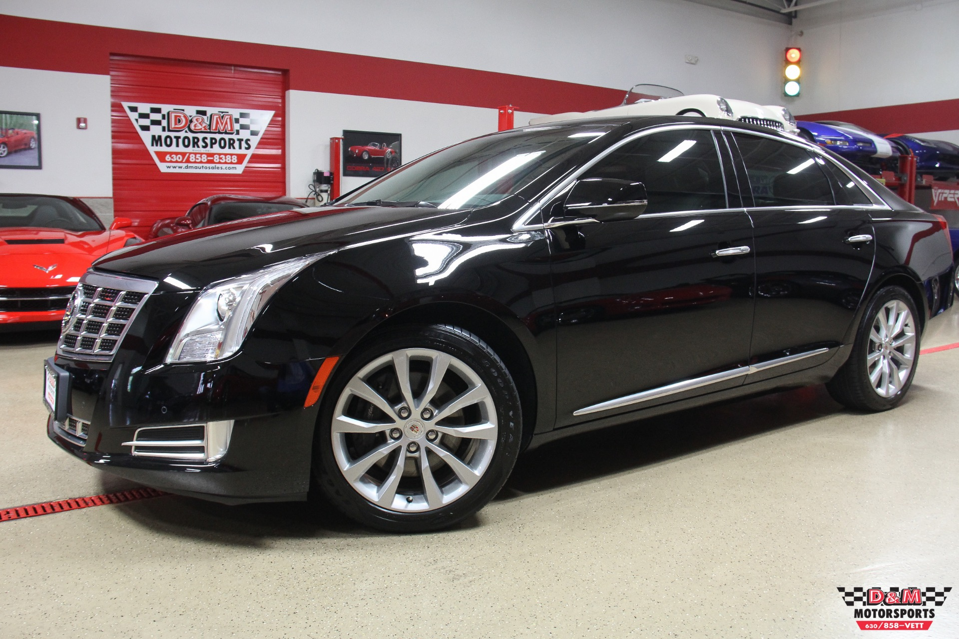 2015 cadillac xts luxury awd stock m6275 for sale near glen ellyn il il cadillac dealer. Black Bedroom Furniture Sets. Home Design Ideas