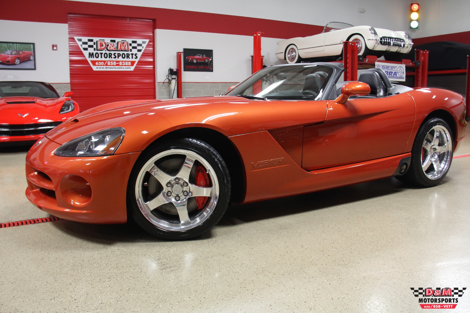 2005 Dodge Viper SRT 10 Convertible Stock M6300 for sale near Glen