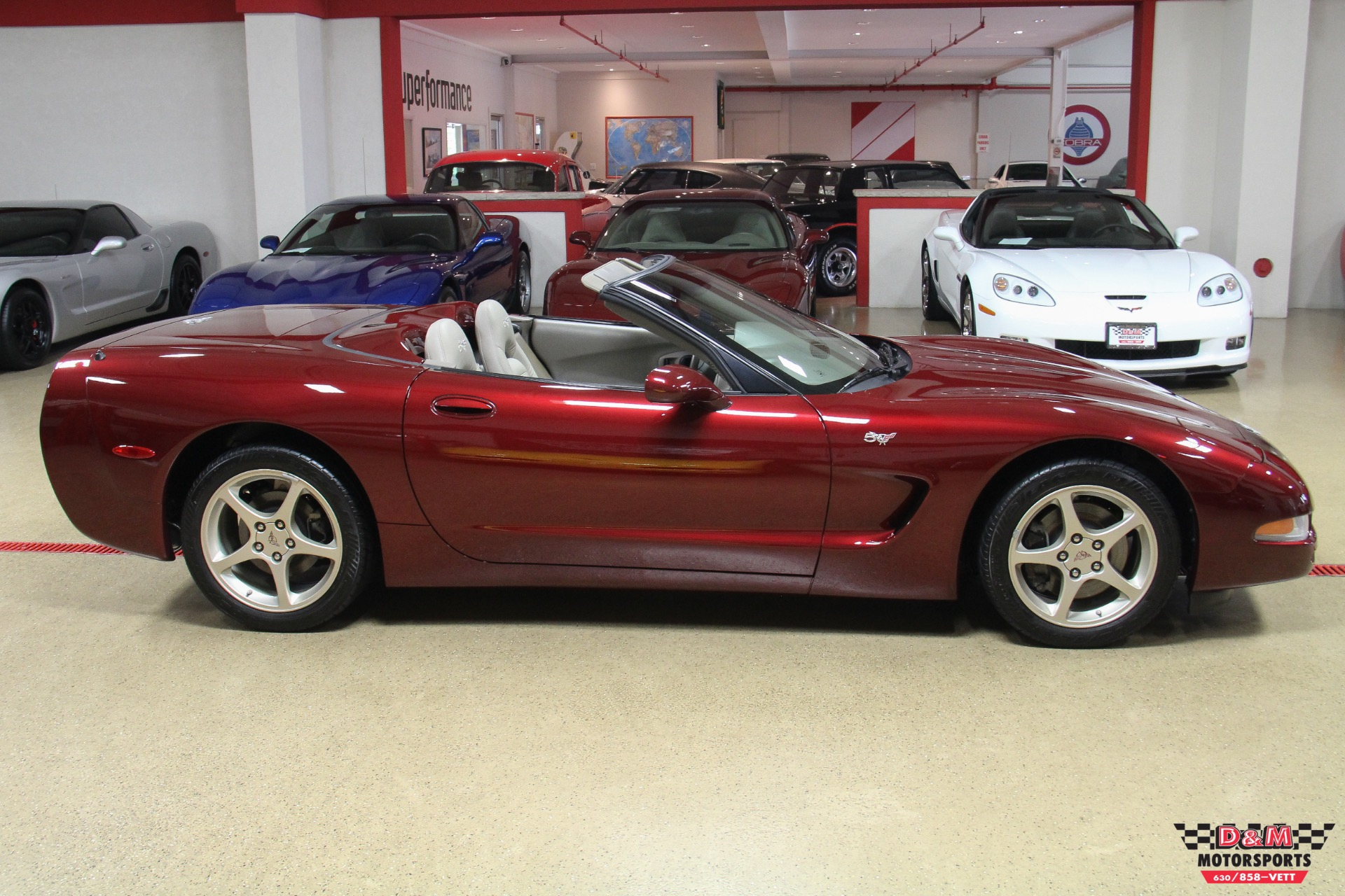 2003 chevrolet corvette 50th anniversary convertible auctions buy and sell findtarget auctions. Black Bedroom Furniture Sets. Home Design Ideas