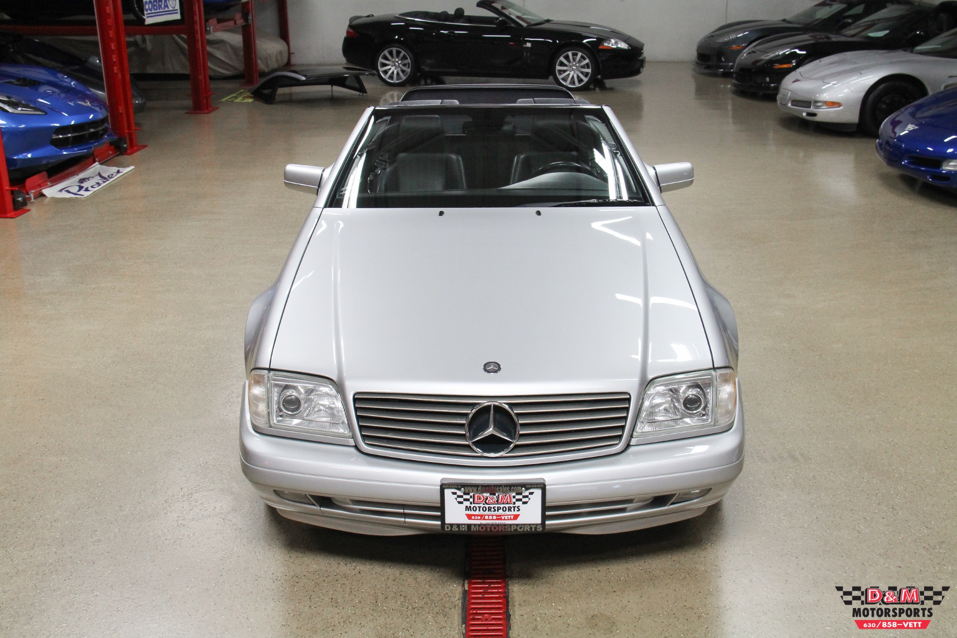 1998 mercedes benz sl500 sl 500 stock m6392 for sale for 1998 mercedes benz sl500