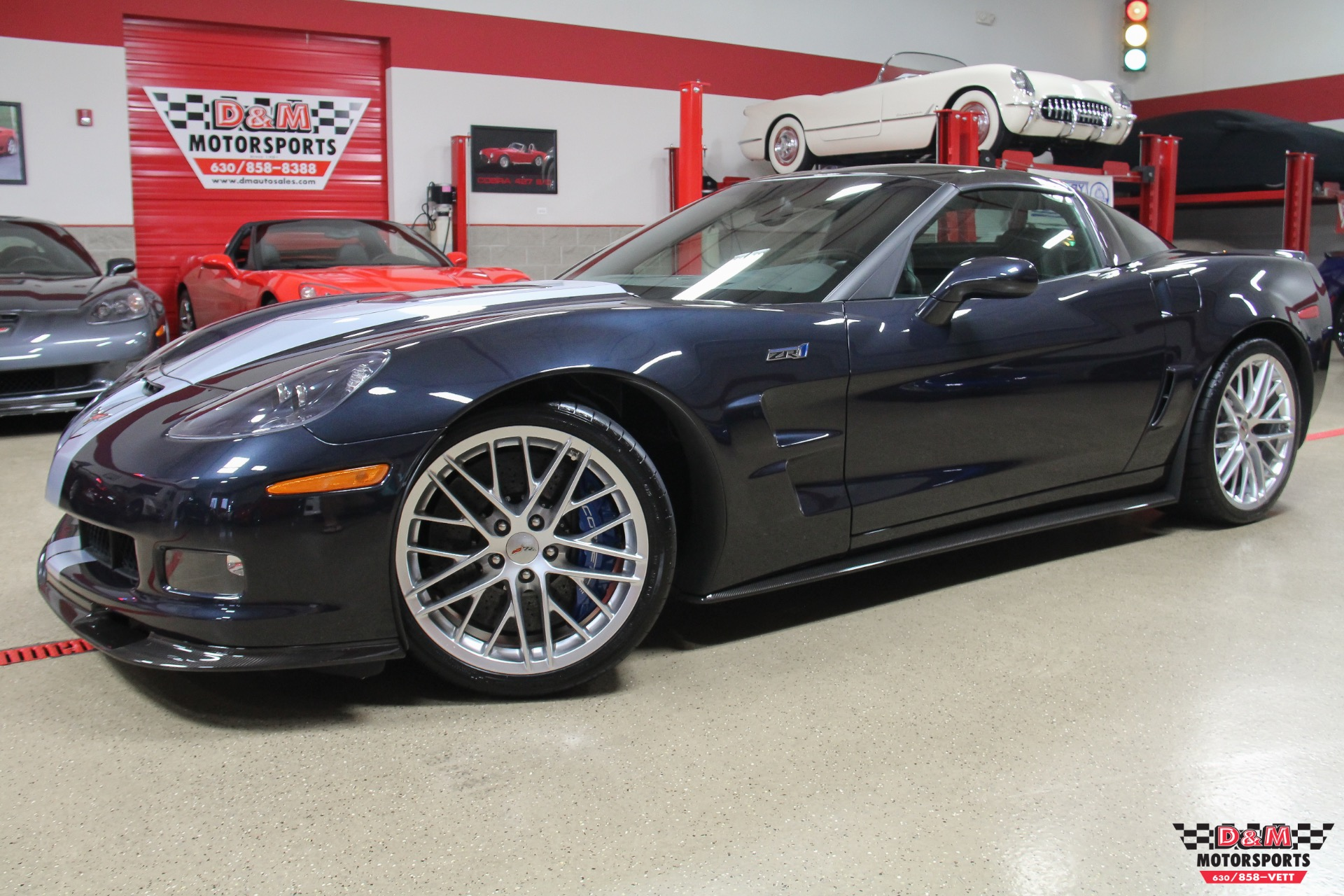 2013 Chevrolet Corvette ZR1 Stock M6333 for sale near Glen Ellyn