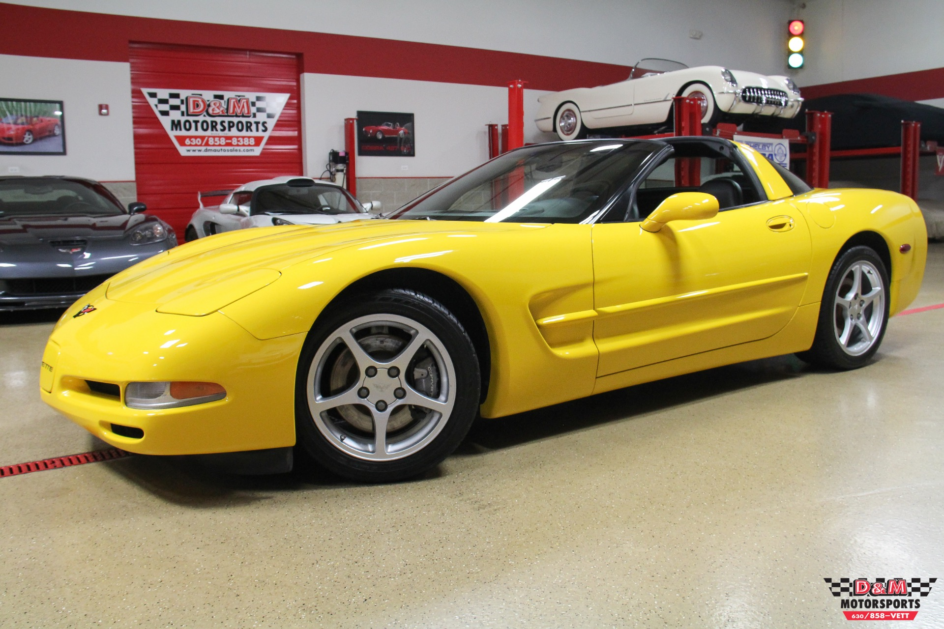 2000 Chevrolet Corvette Coupe Stock # M6343 for sale near Glen Ellyn