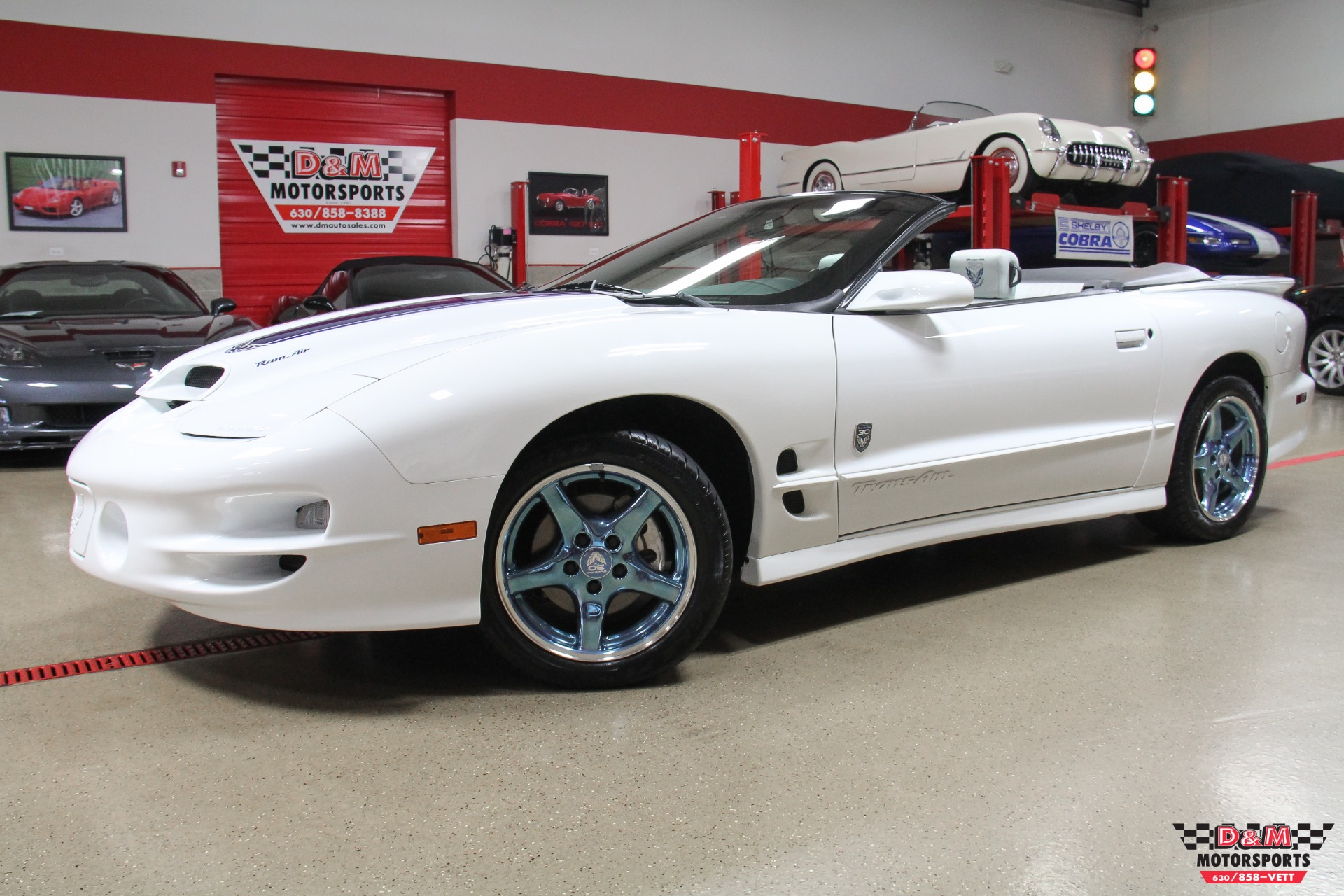 1999 pontiac firebird trans am ws6 30th anniversary convertible stock m6375 for sale near glen. Black Bedroom Furniture Sets. Home Design Ideas