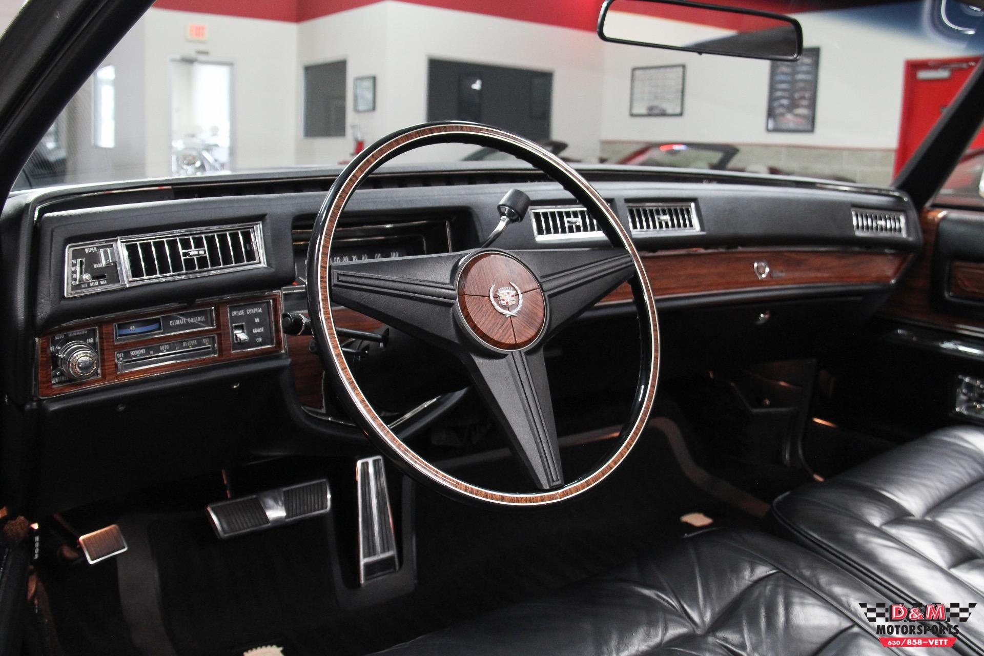 1976 Cadillac Eldorado Convertible Stock # M6374 for sale ...