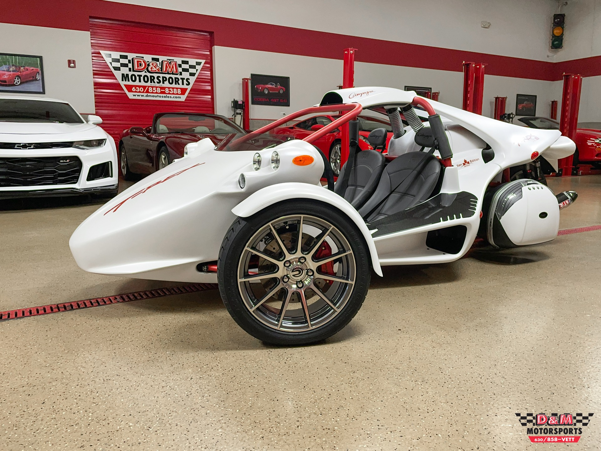 2017 Campagna T Rex 16SP Canadian 150th Anniversary Edition Stock