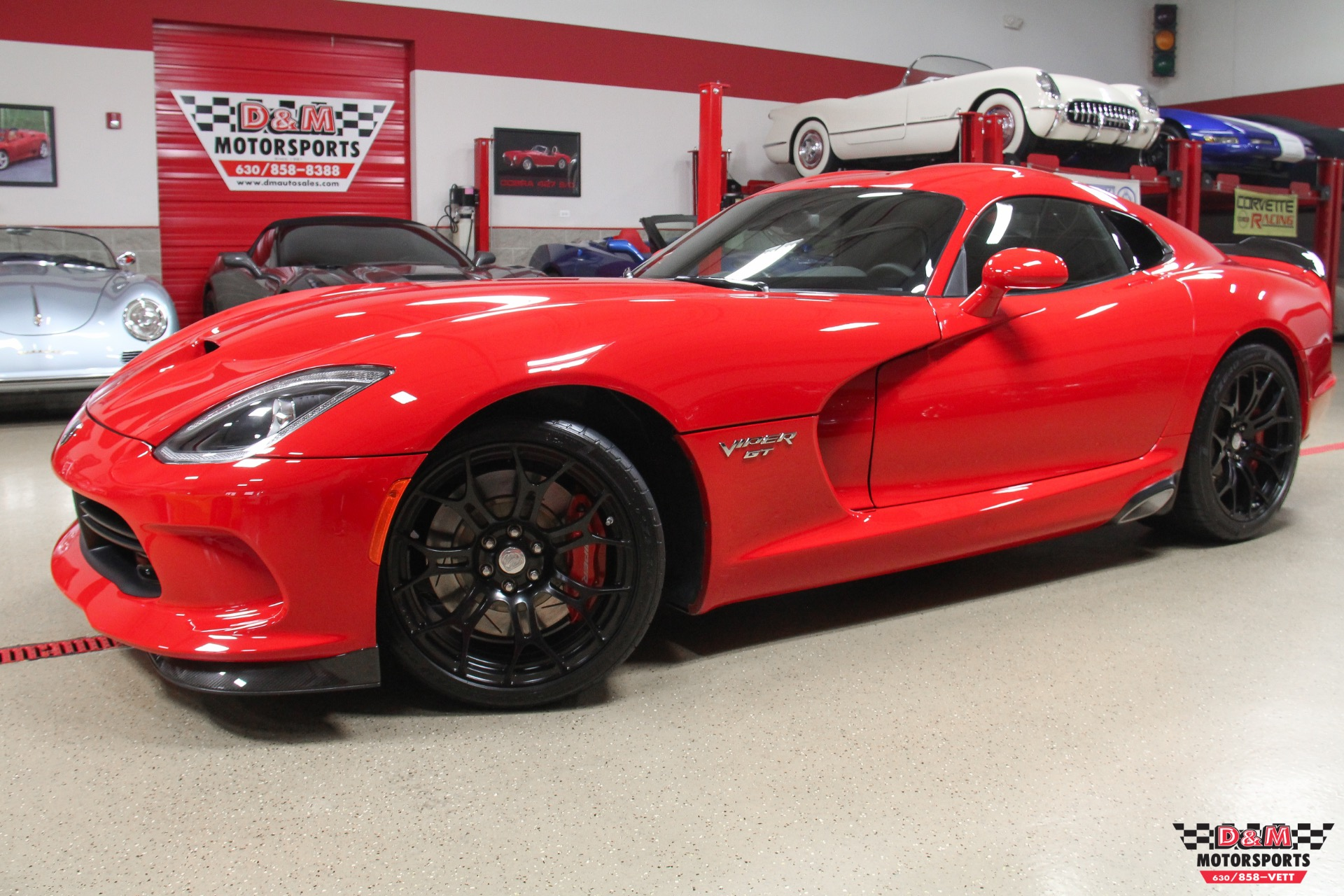 2015 dodge viper gt stock m6429 for sale near glen ellyn. Black Bedroom Furniture Sets. Home Design Ideas
