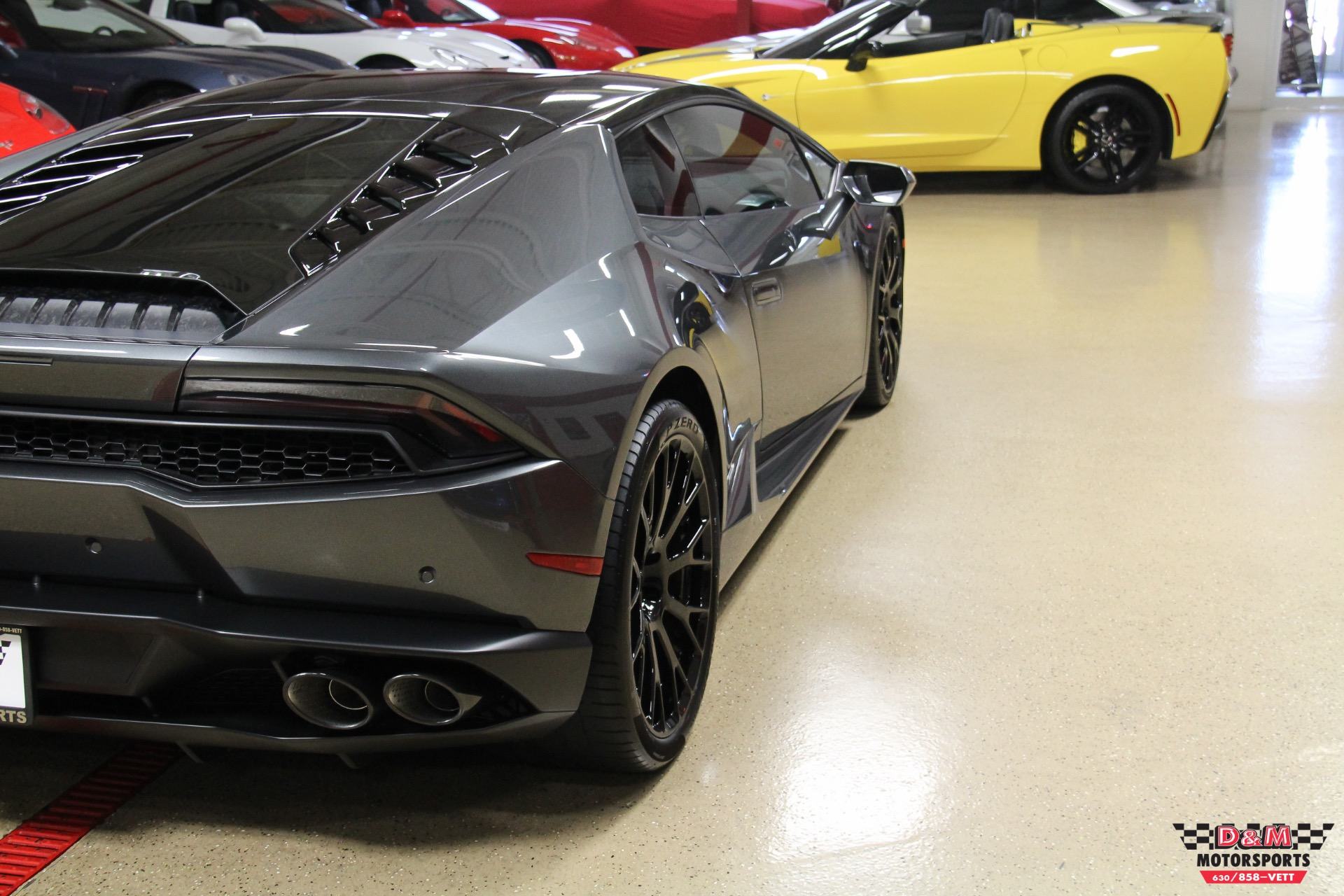 Used 2015 Lamborghini Huracan LP 610-4 | Glen Ellyn, IL