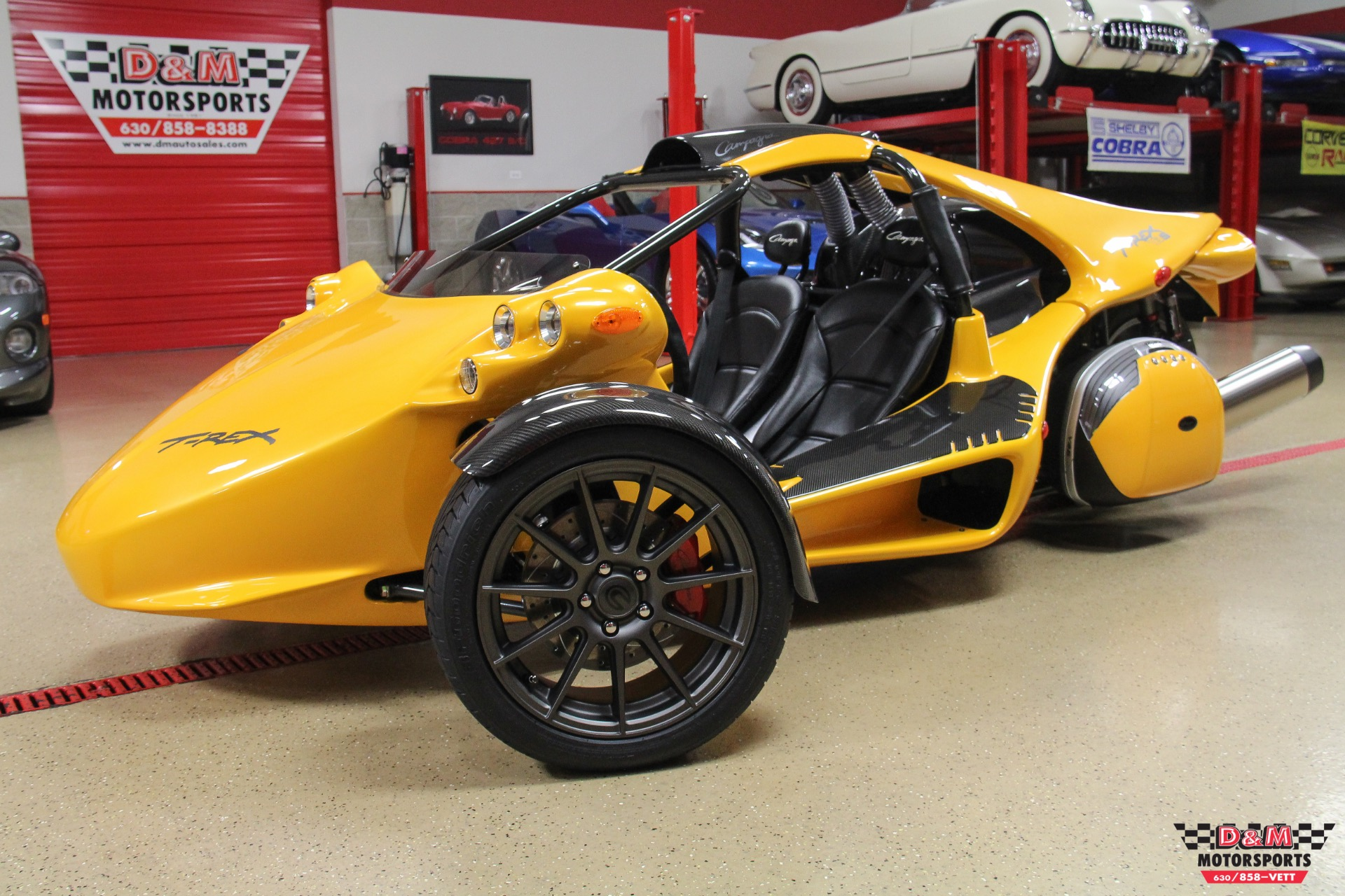 T Rex Car Price >> 2018 Campagna T Rex 16sp Stock M6433 For Sale Near Glen