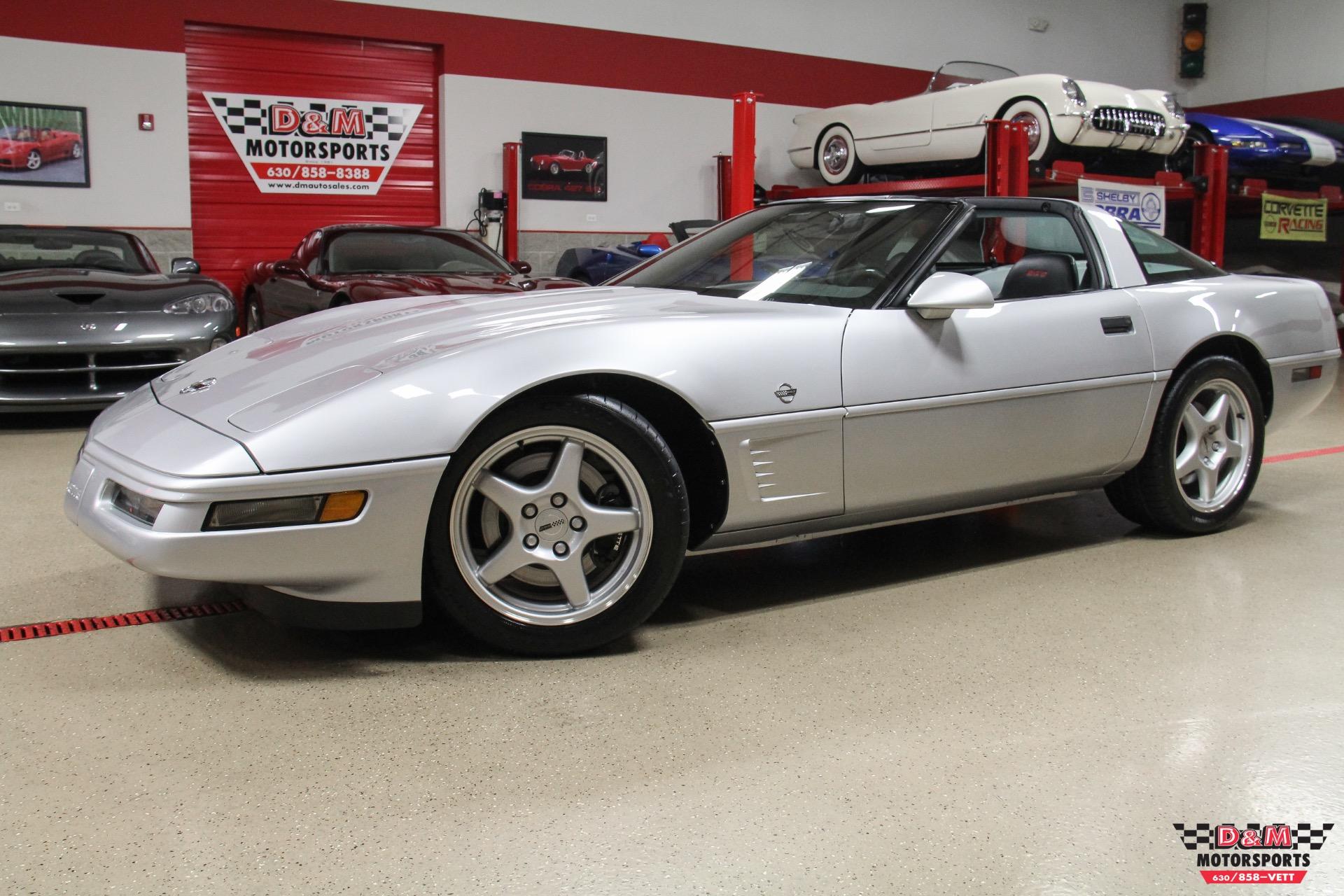 1996 Chevrolet Corvette Collectors Edition Coupe Stock
