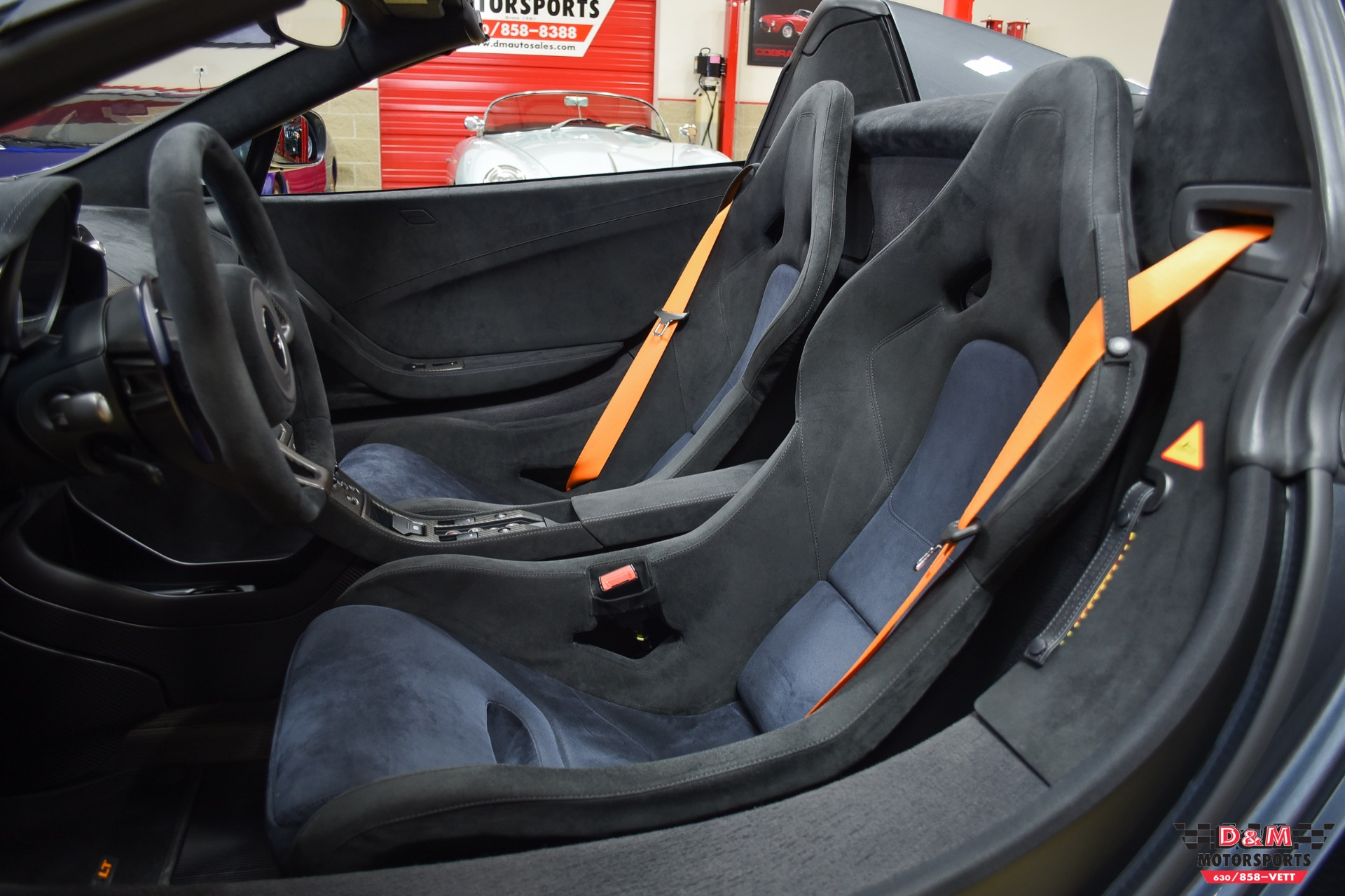 Used 2016 McLaren 675LT Spider | Glen Ellyn, IL