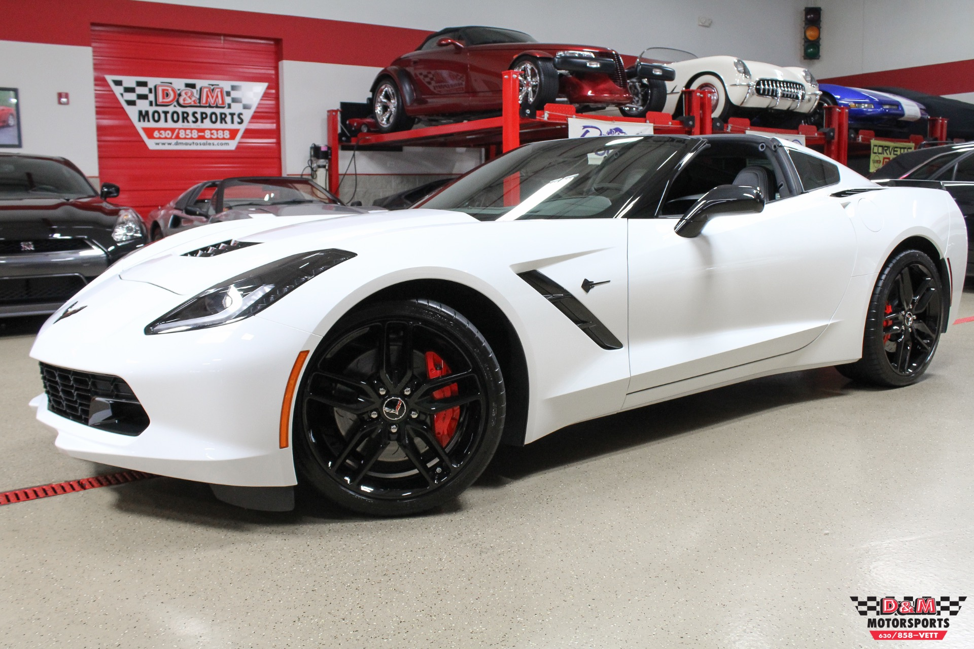 2015 chevrolet corvette stingray coupe w z51 stock m6487. Black Bedroom Furniture Sets. Home Design Ideas