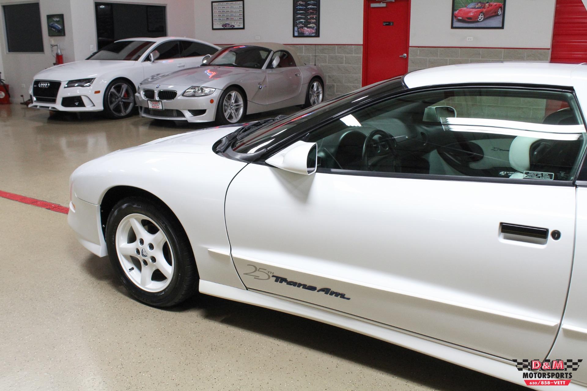 Used 1994 Pontiac Firebird Trans Am GT 25th Anniversary Coupe | Glen Ellyn, IL