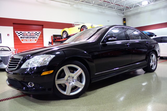 2008 mercedes benz s class s550 stock m4213 for sale for Mercedes benz 2008 s550 for sale