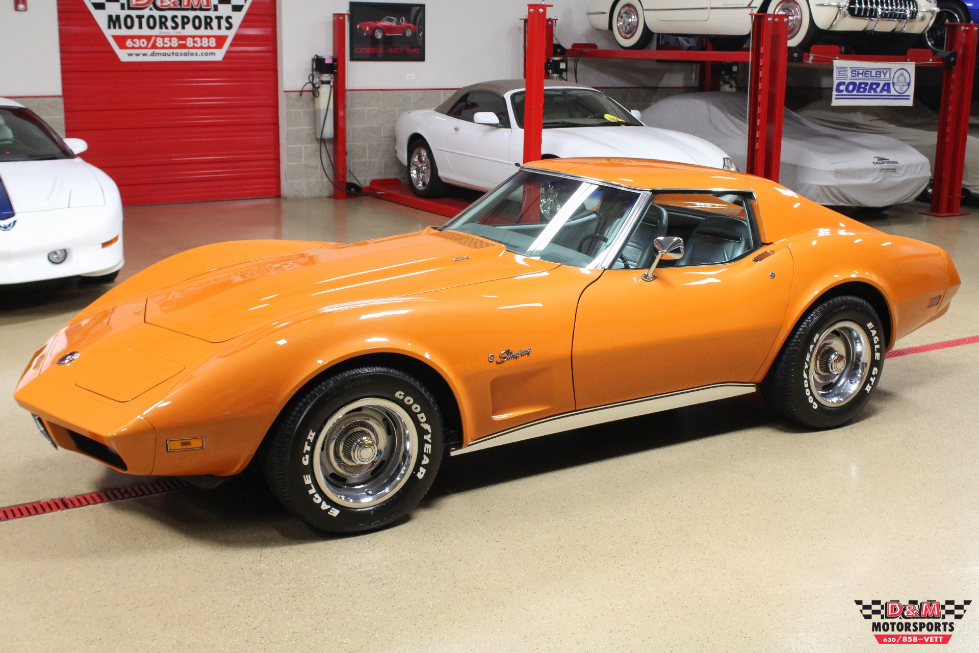 Used 1974 Chevrolet Corvette Coupe | Glen Ellyn, IL