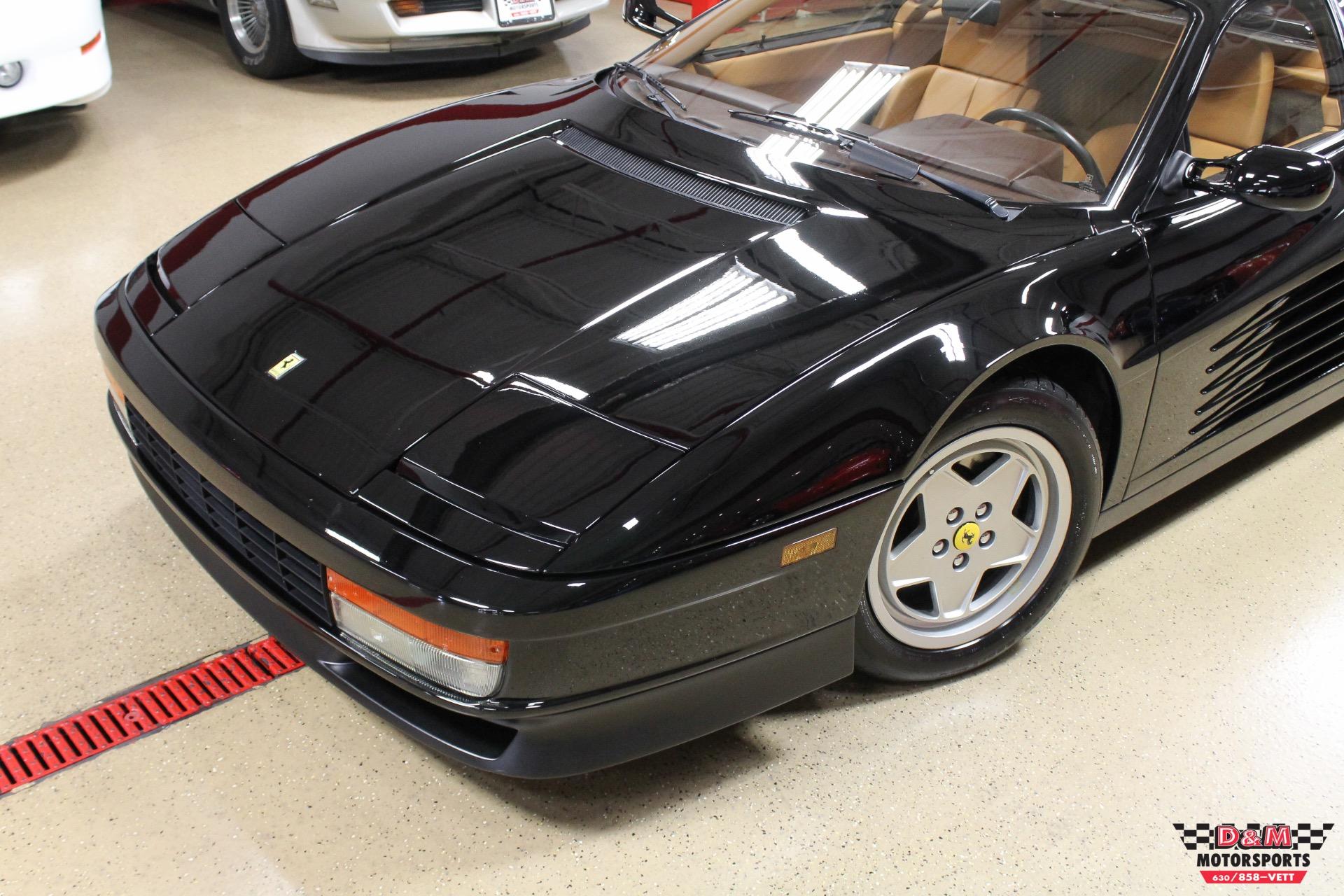 Used 1989 Ferrari Testarossa  | Glen Ellyn, IL