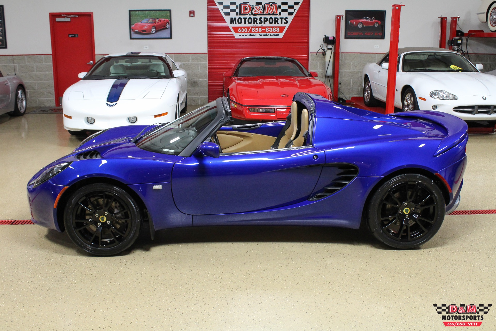 2008 lotus elise sc stock m6486 for sale near glen ellyn il il lotus dealer. Black Bedroom Furniture Sets. Home Design Ideas