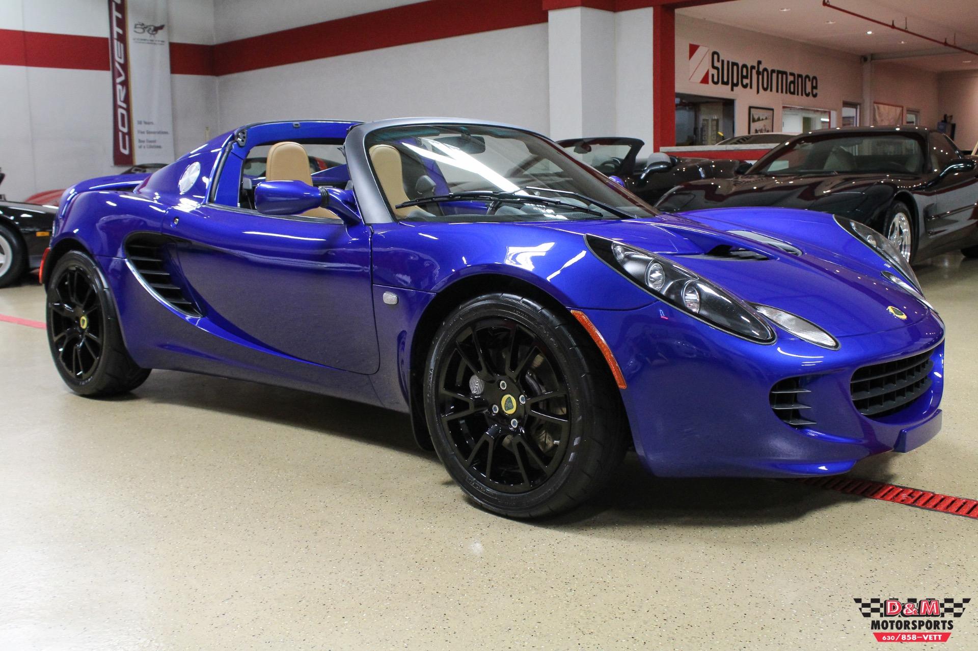 2008 Lotus Elise SC Stock # M6486 for sale near Glen Ellyn, IL | IL ...
