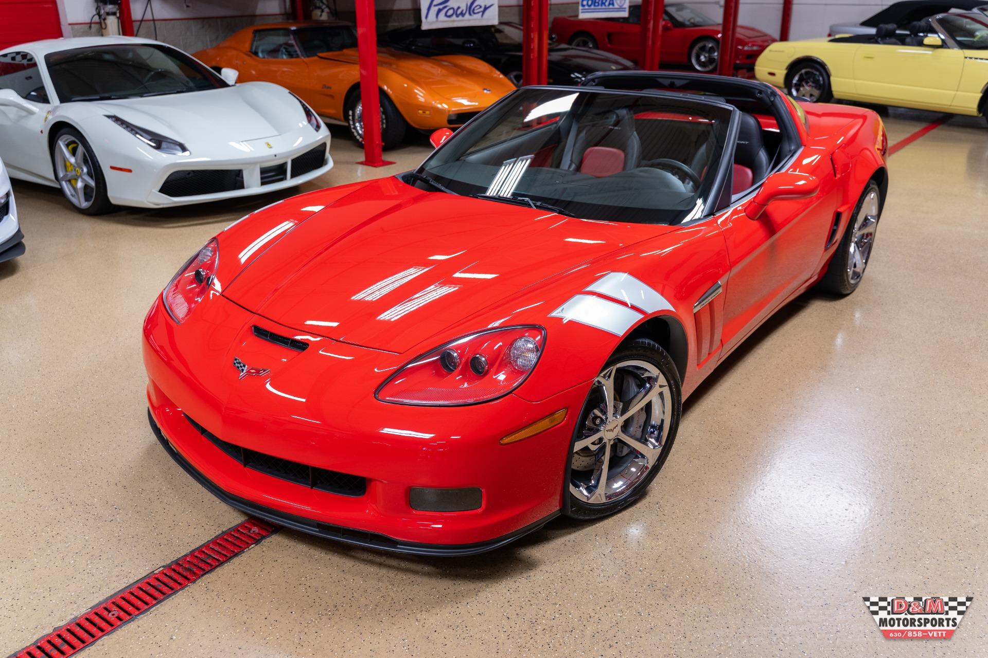 Used 2010 Chevrolet Corvette Grand Sport Coupe | Glen Ellyn, IL
