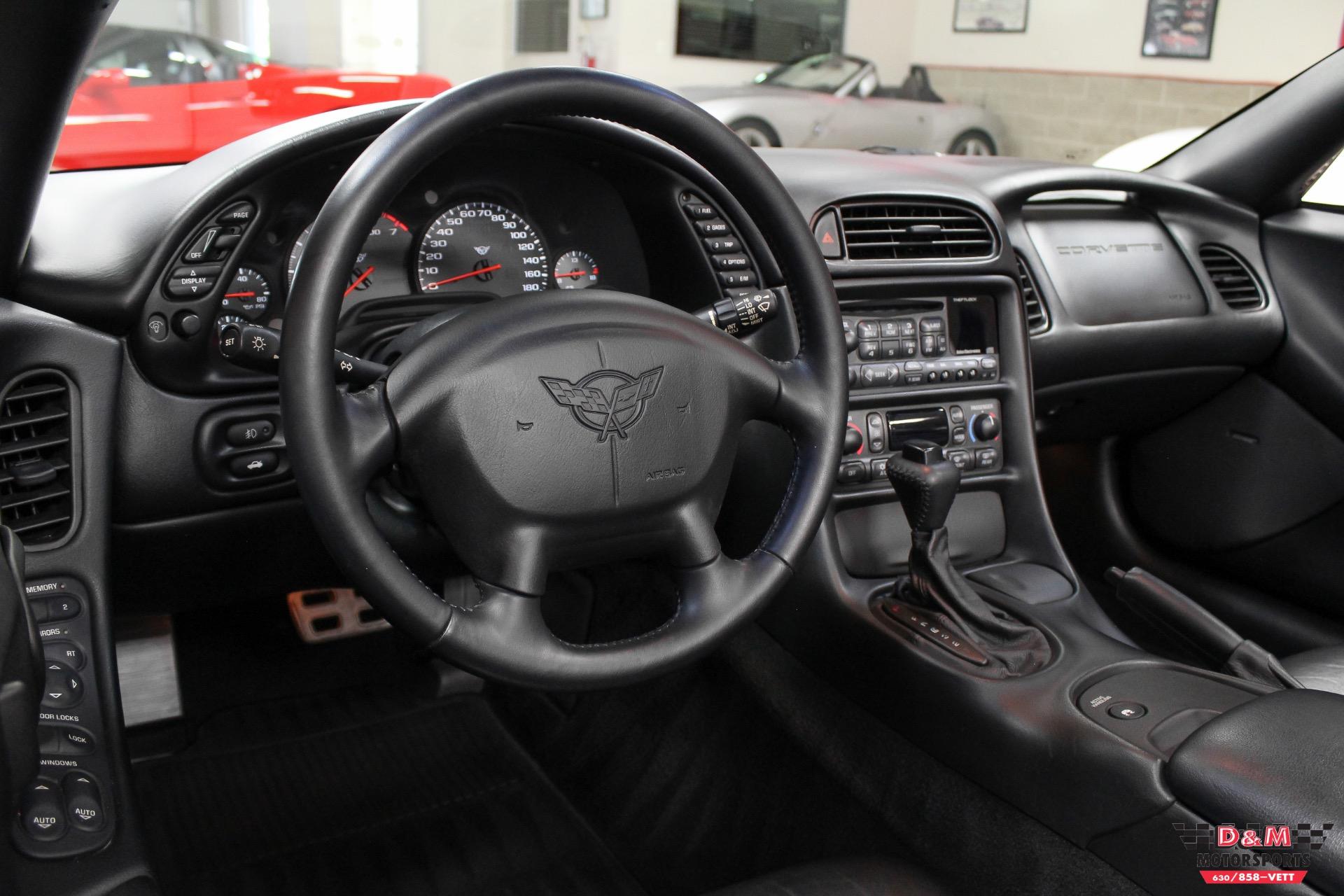Used 2000 Chevrolet Corvette Convertible | Glen Ellyn, IL