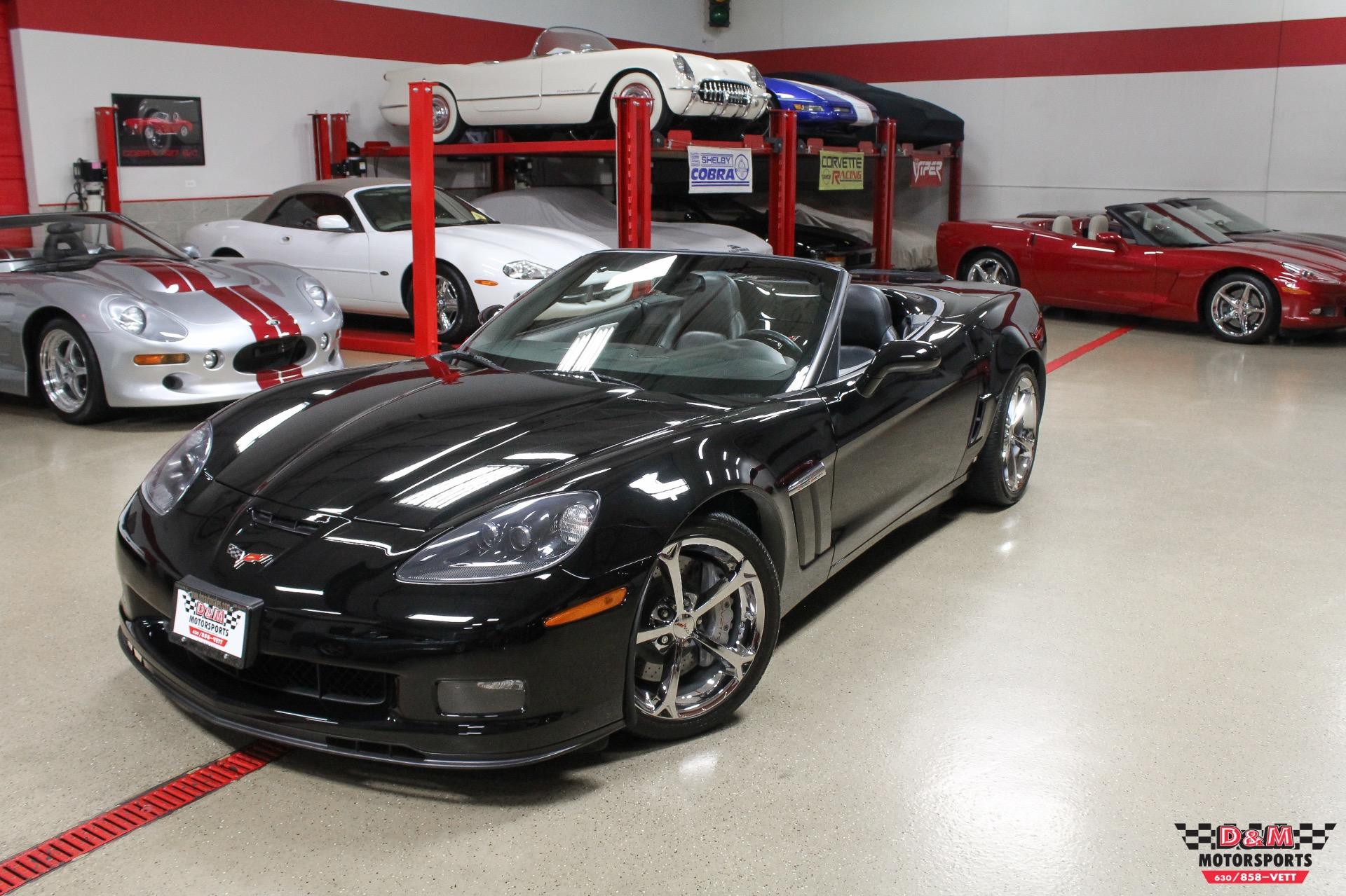 Used 2010 Chevrolet Corvette Grand Sport Convertible   Glen Ellyn, IL