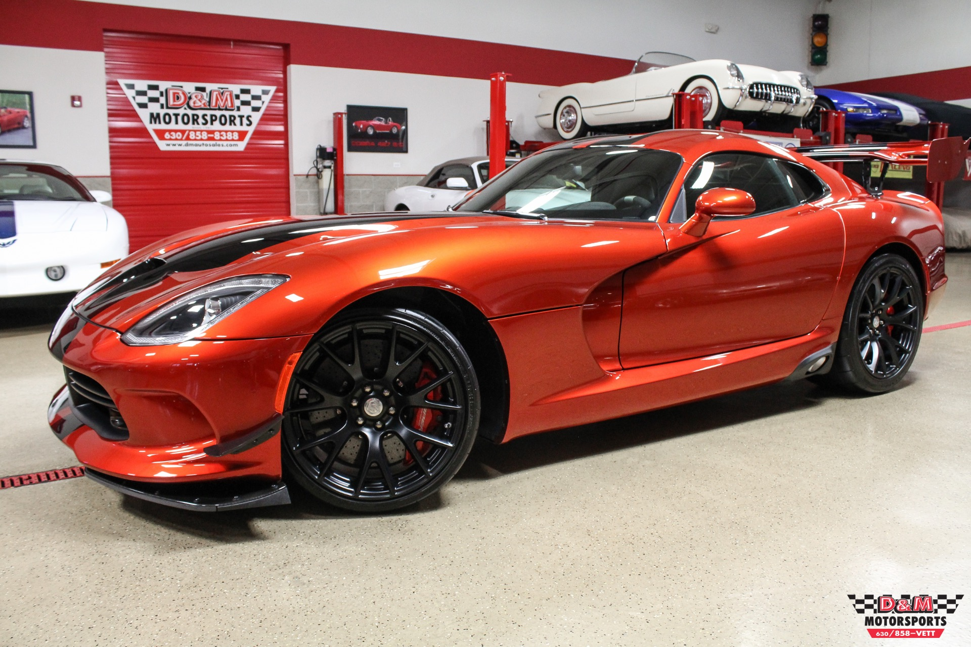 2016 dodge viper acr stock m6591 for sale near glen ellyn il il dodge dealer. Black Bedroom Furniture Sets. Home Design Ideas