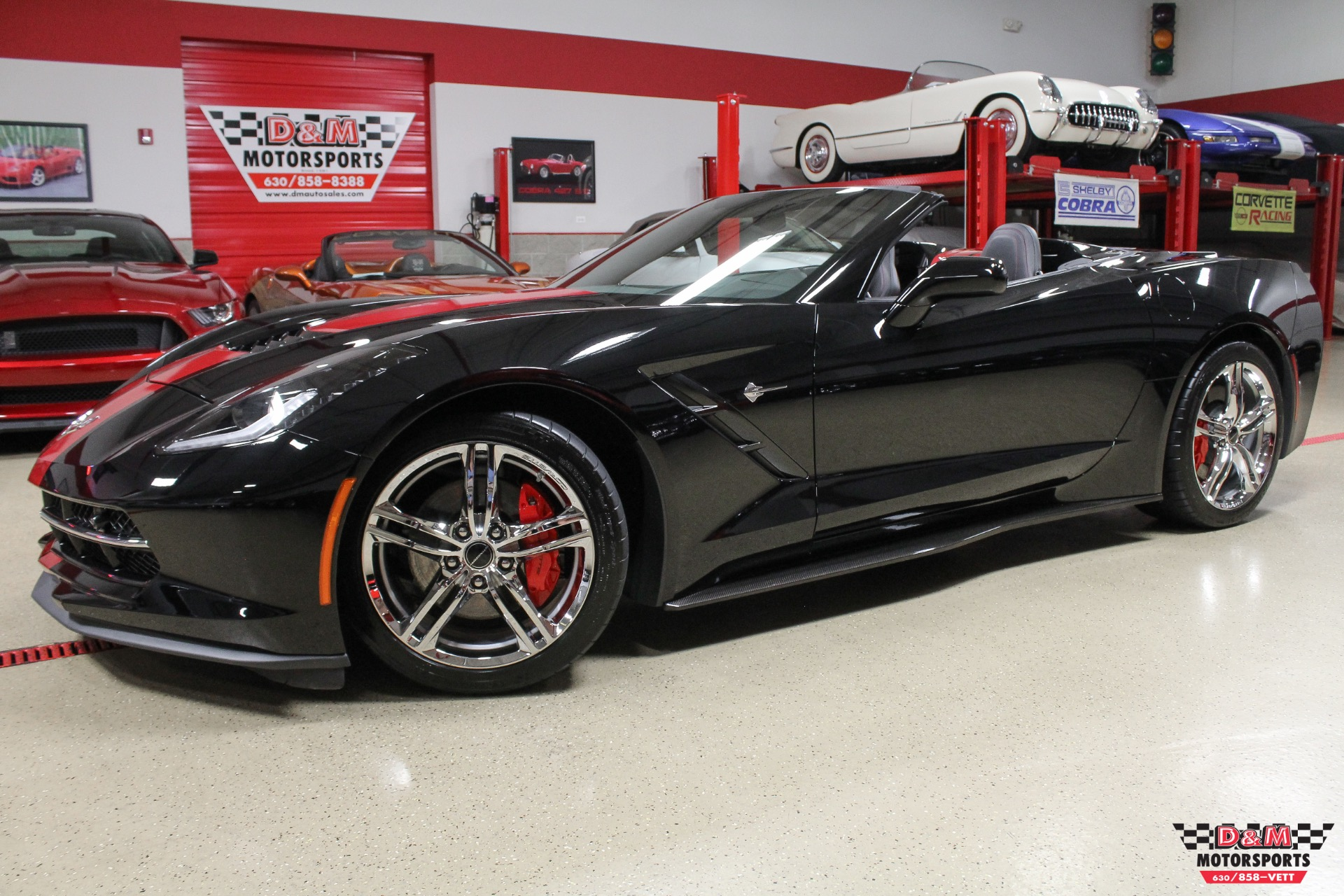 2016 Chevrolet Corvette Stingray Convertible Stock M6612 for sale