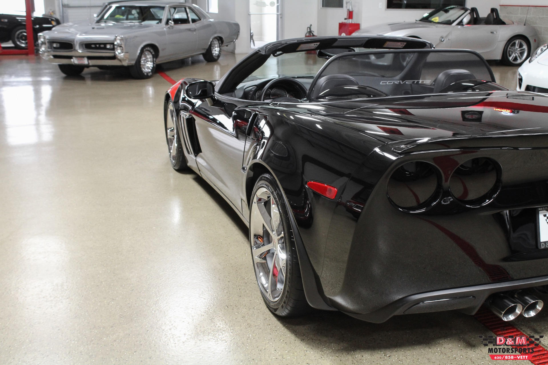 Used 2011 Chevrolet Corvette Grand Sport Convertible | Glen Ellyn, IL