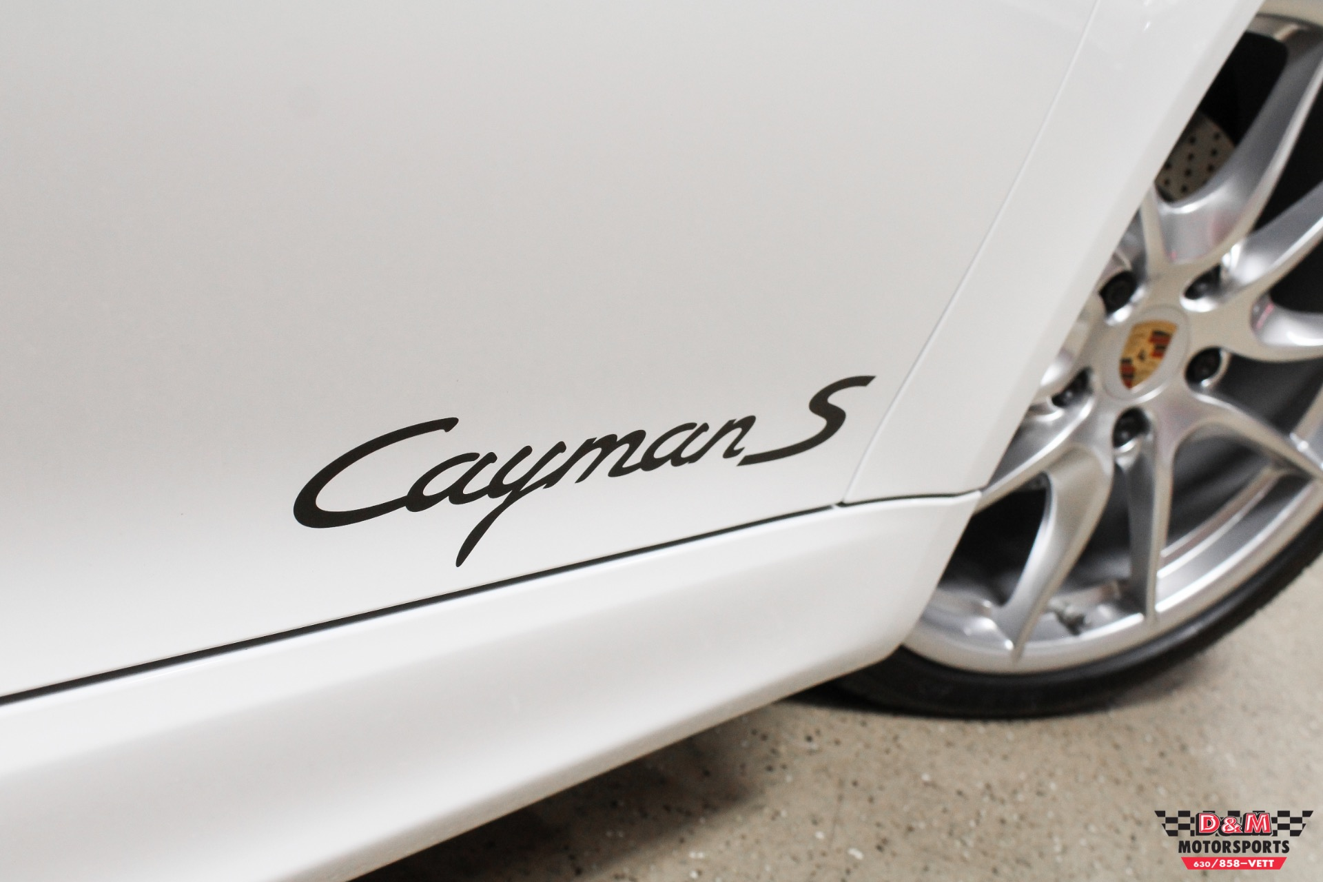 Used 2016 Porsche Cayman S | Glen Ellyn, IL