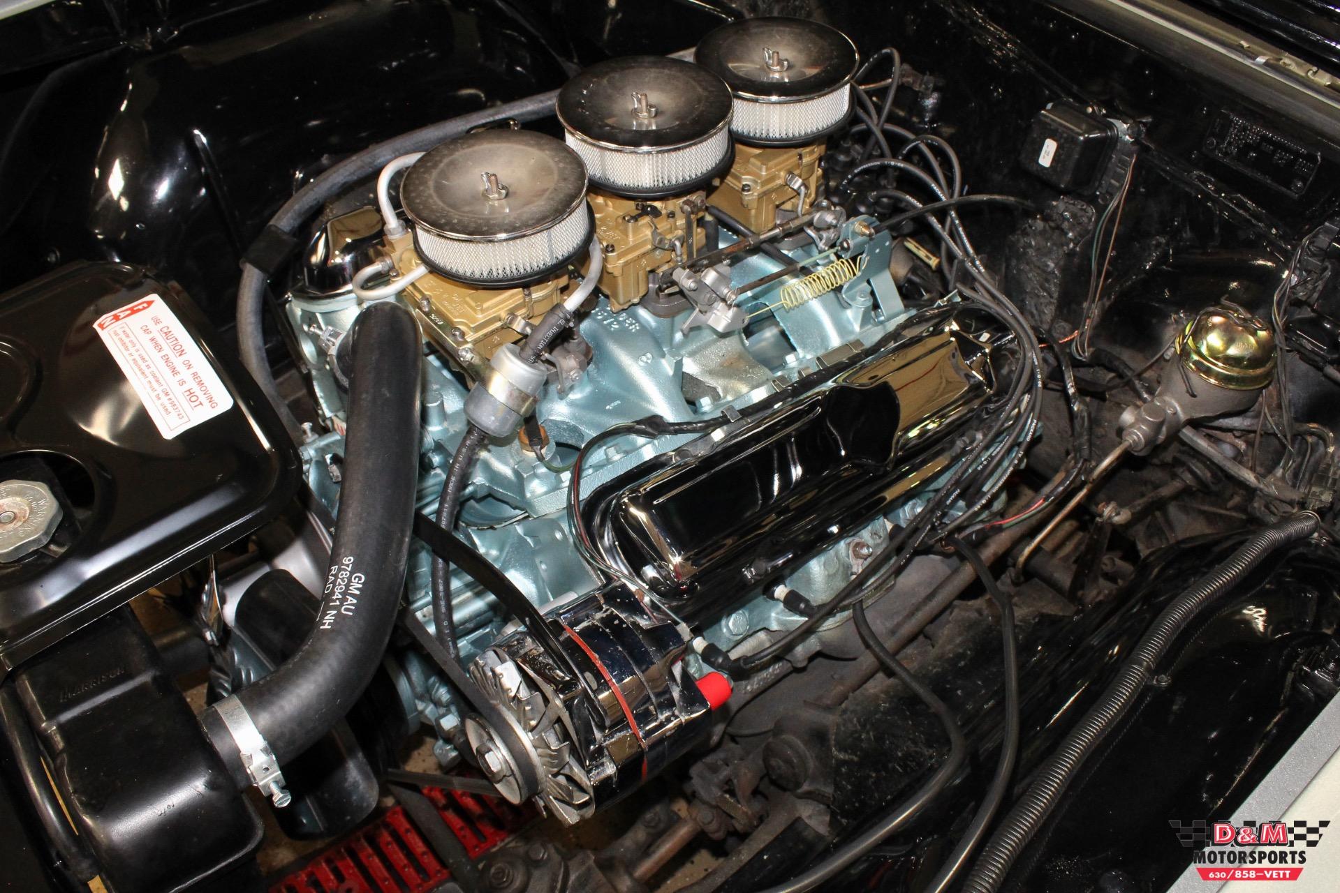 1966 Pontiac Gto Post Stock M6194 For Sale Near Glen Ellyn Il Engine Coolant Used