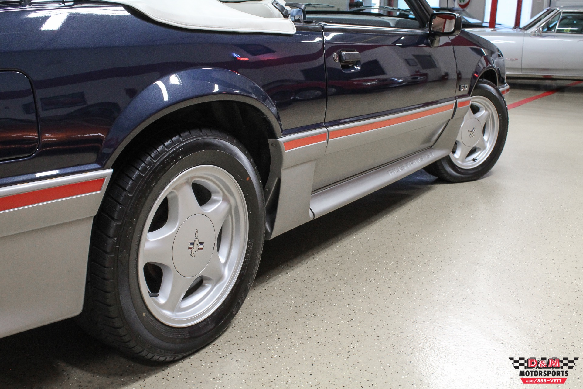 Used 1989 Ford Mustang GT Convertible | Glen Ellyn, IL