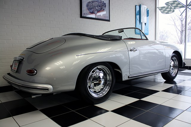1957 Beck Porsche Speedster Stock M3591 For Sale Near