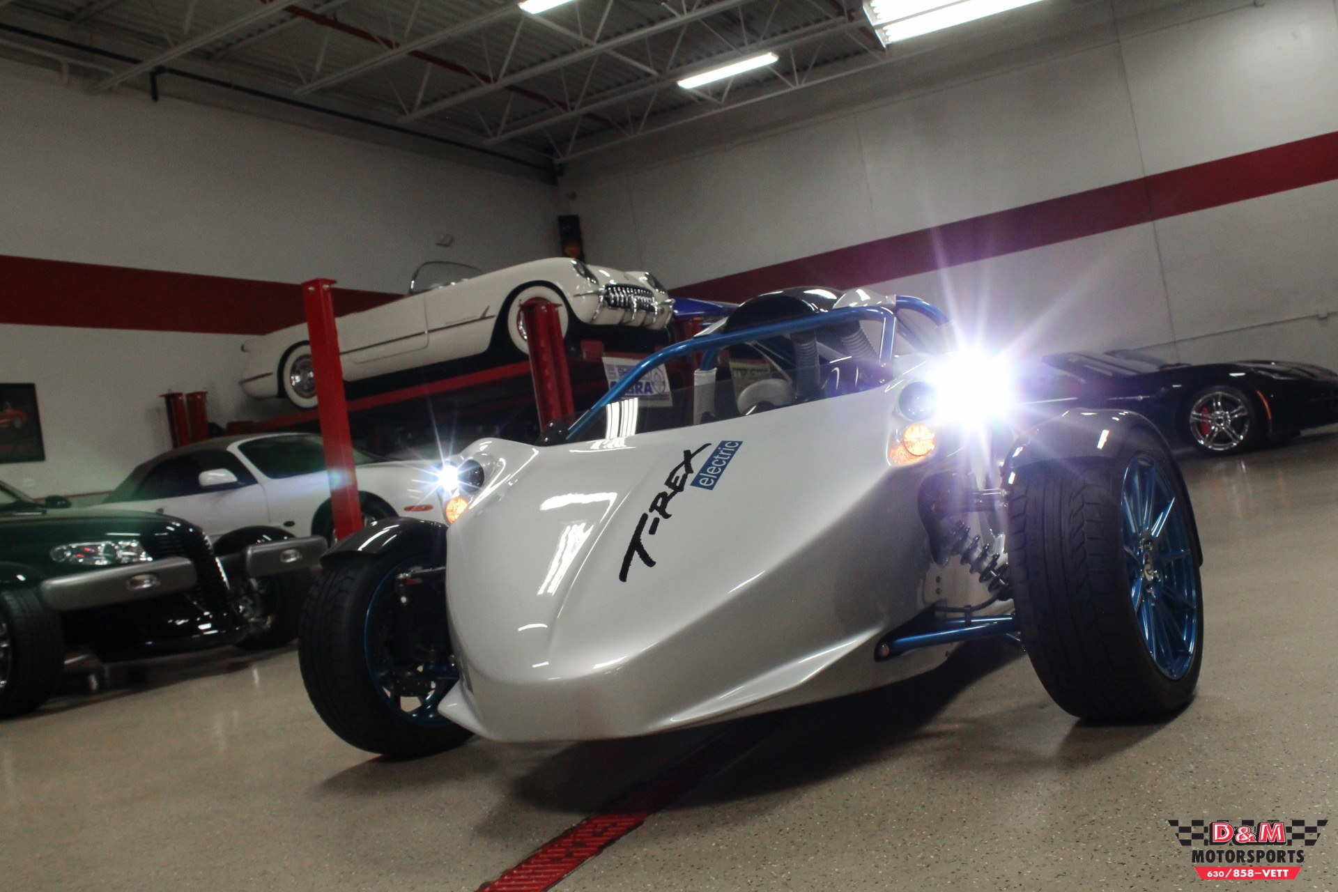 New 2018 Campagna T-Rex Electric Prototype | Glen Ellyn, IL
