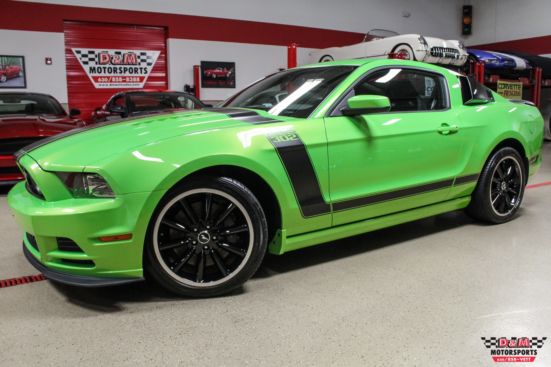2013 Ford Mustang Boss 302 Stock M6637 For Sale Near Glen Ellyn 2014 302s Used Il