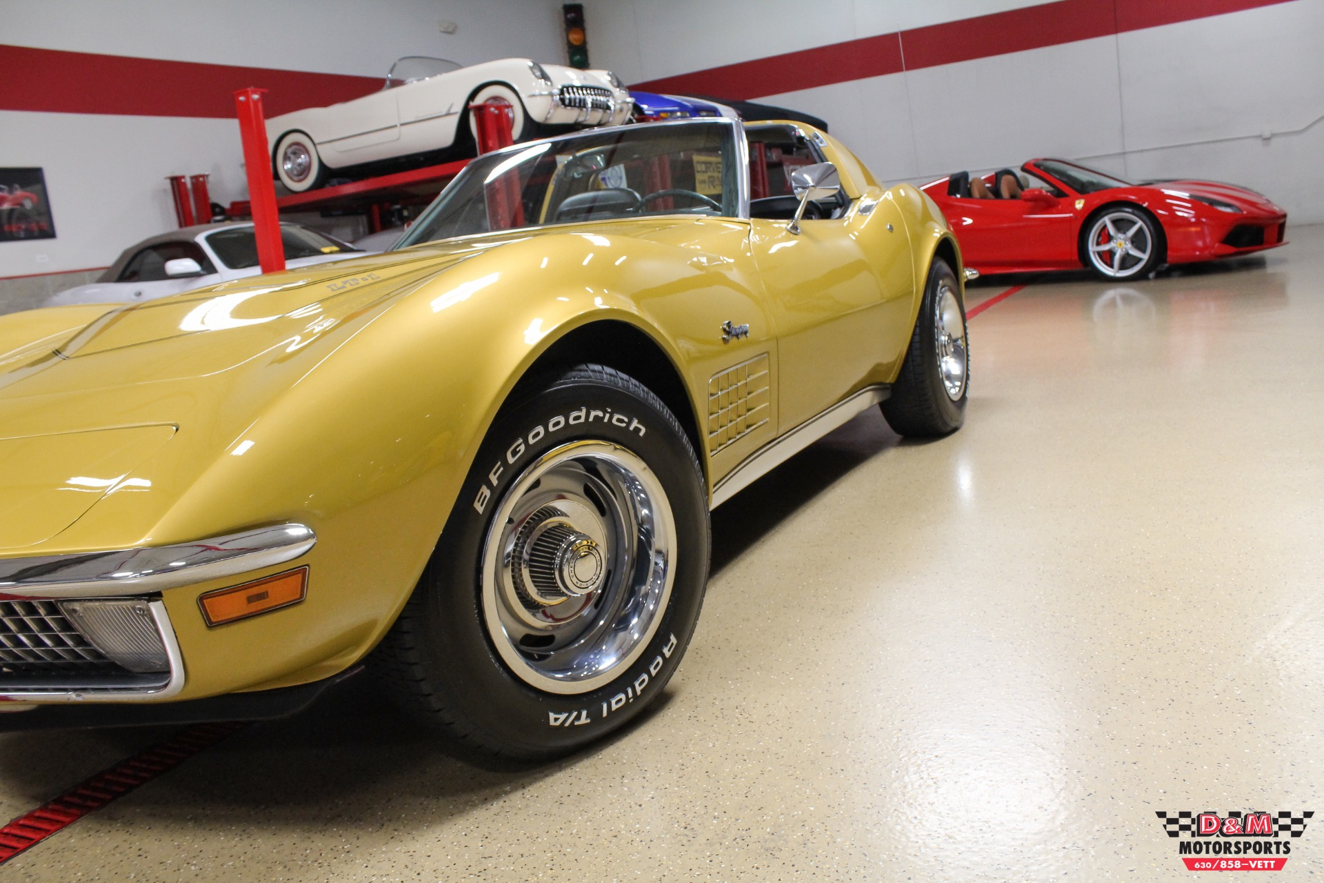 Used 1971 Chevrolet Corvette LT1 Coupe | Glen Ellyn, IL