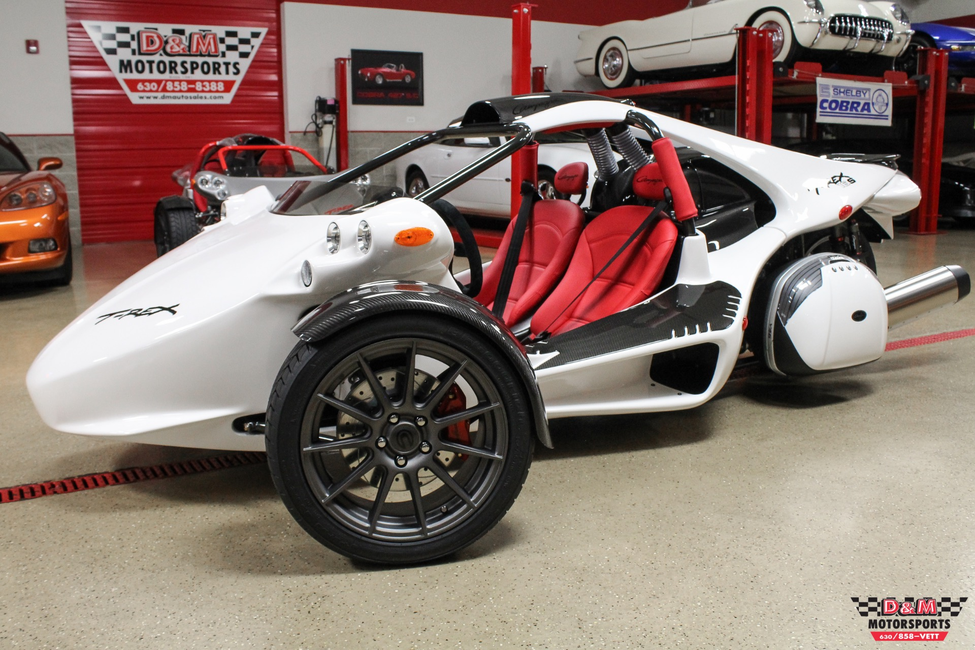T Rex Car Price >> 2018 Campagna T Rex 16sp Stock M6597 For Sale Near Glen