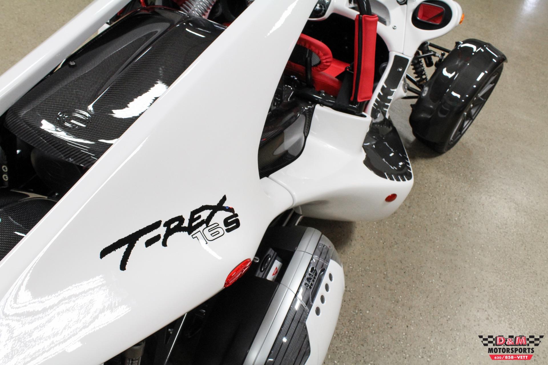 New 2018 Campagna T-Rex 16SP | Glen Ellyn, IL