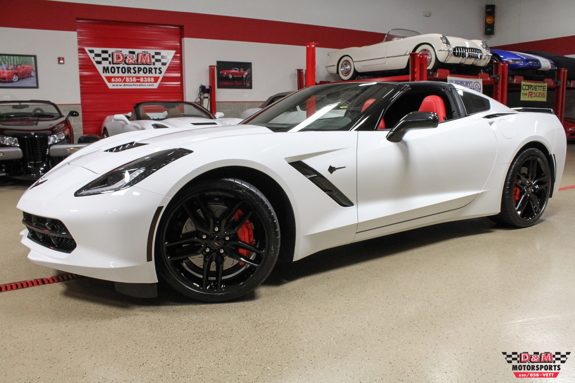 corvette stingray chevrolet coupe z51 near 1705