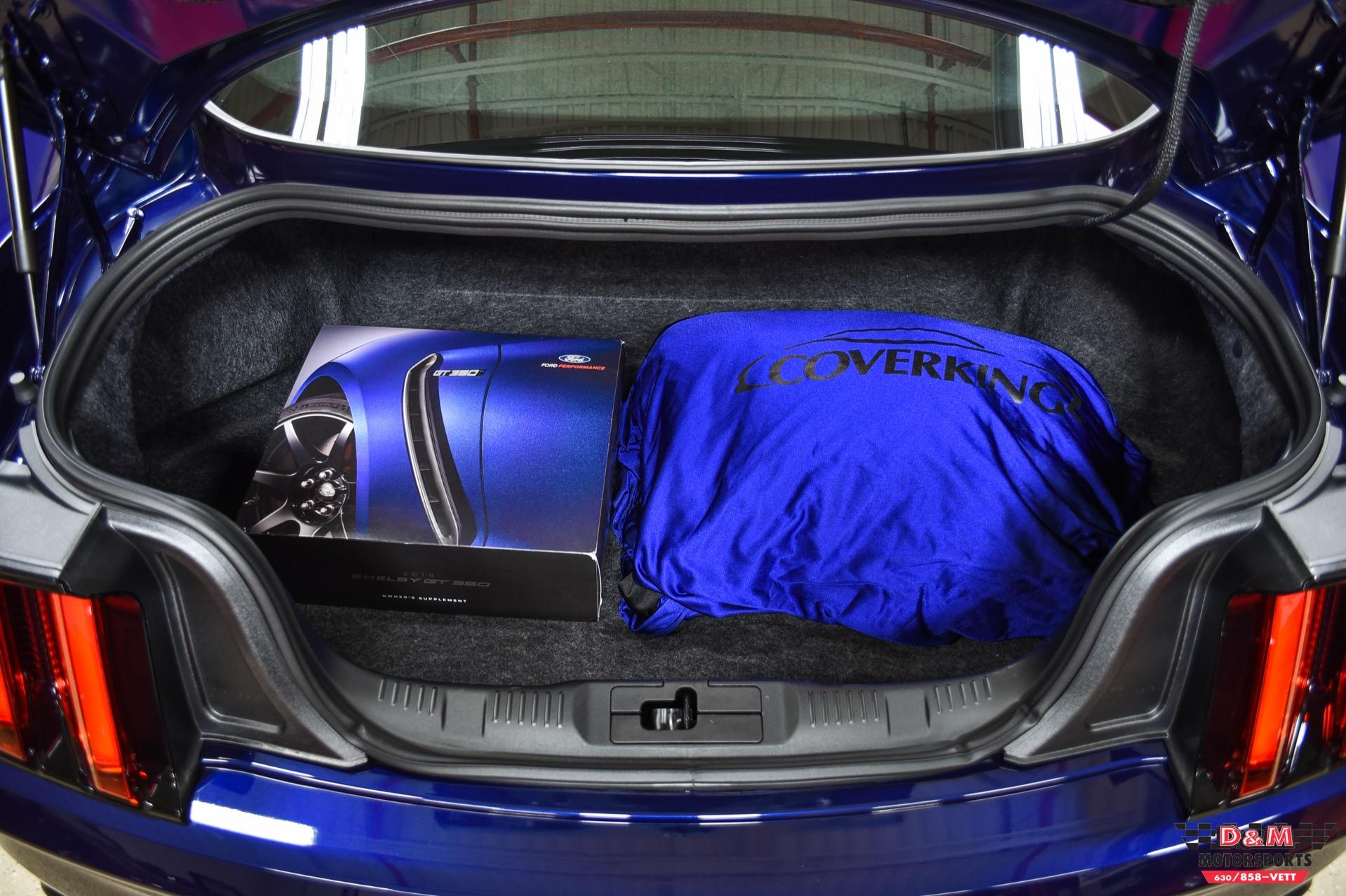 Used 2018 Ford Mustang Shelby GT350   Glen Ellyn, IL
