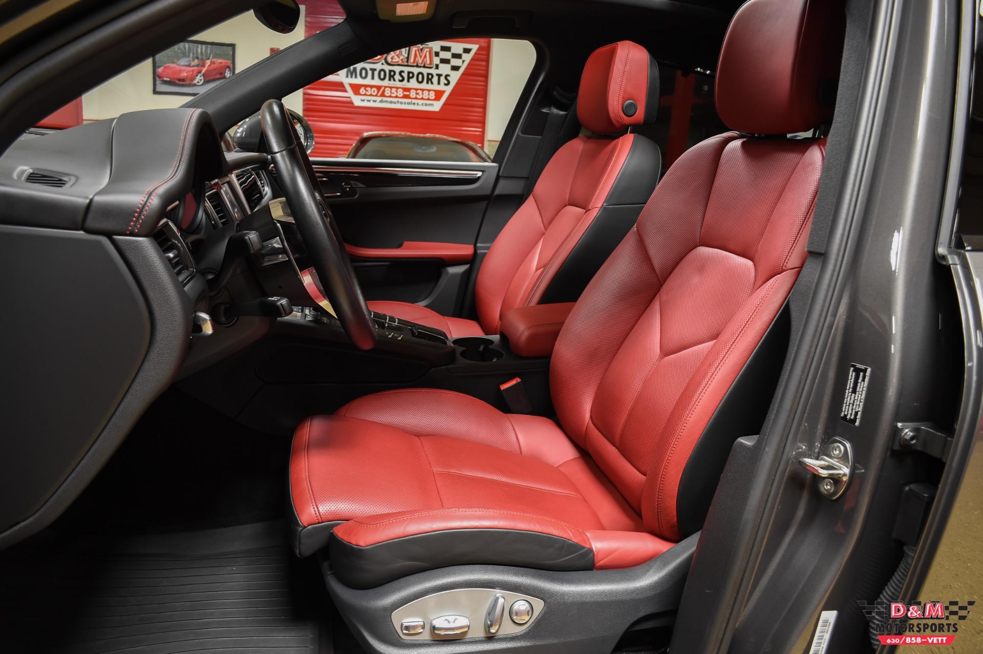 Used 2016 Porsche Macan S   Glen Ellyn, IL