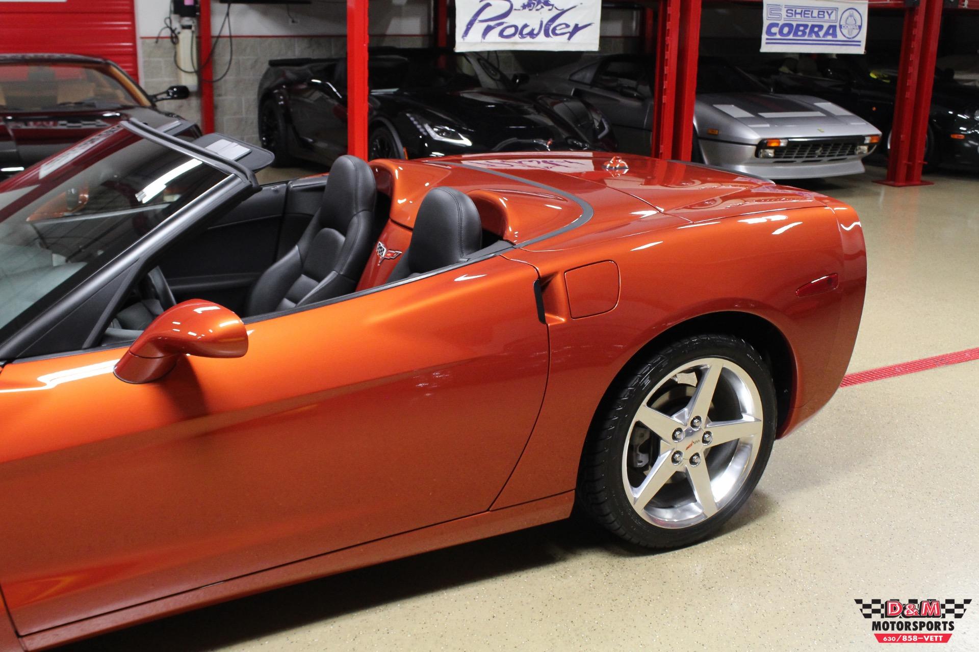 Used 2005 Chevrolet Corvette Convertible   Glen Ellyn, IL