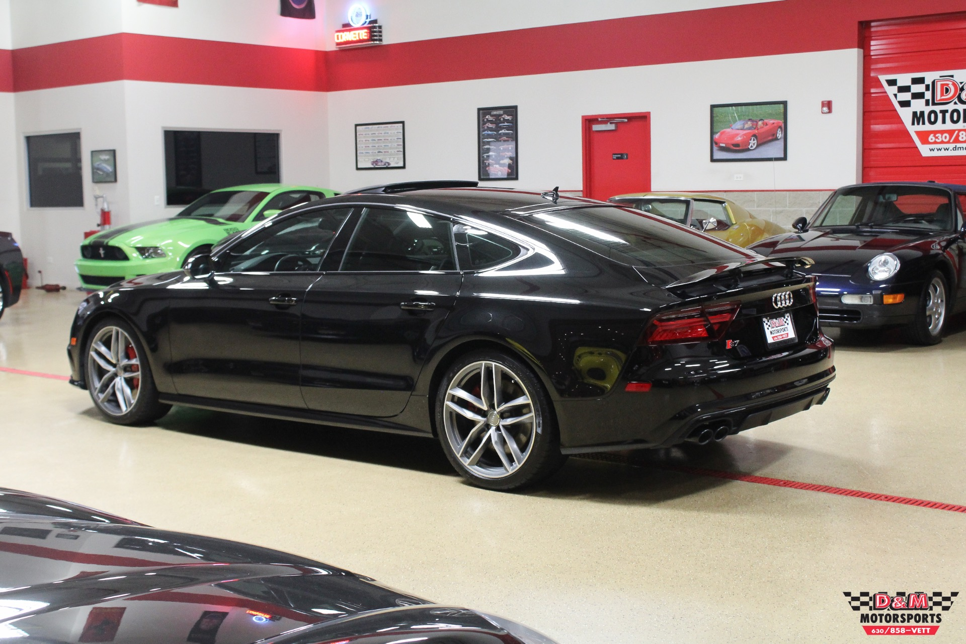 Used 2017 Audi S7 4.0T quattro Premium Plus | Glen Ellyn, IL