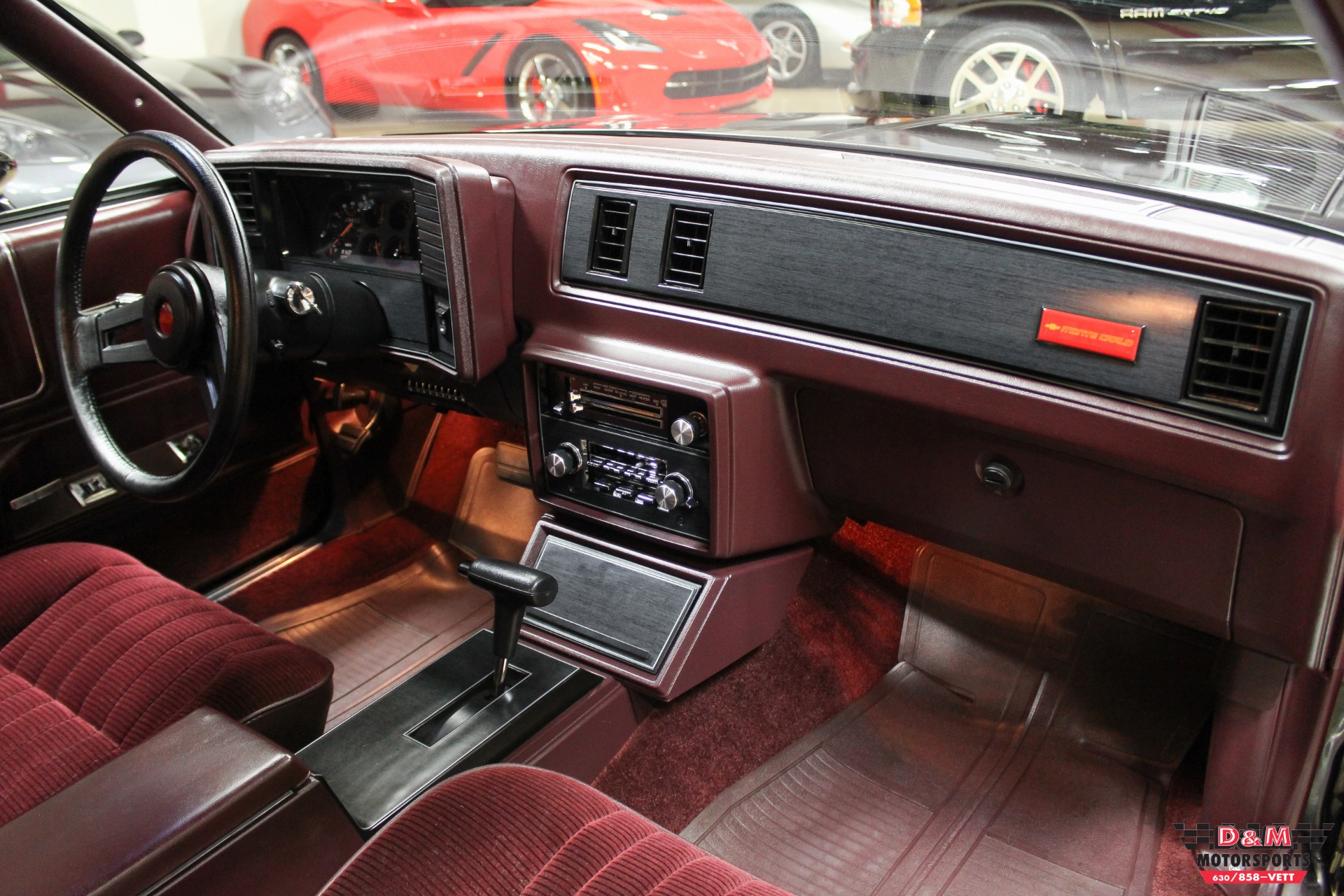 Used 1985 Chevrolet Monte Carlo SS | Glen Ellyn, IL