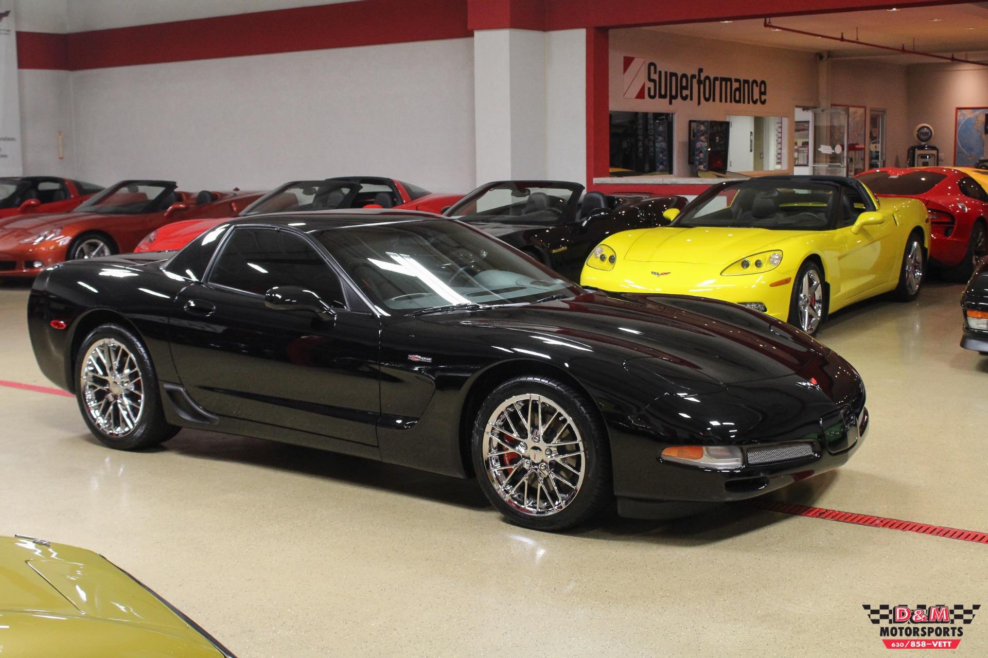 Used 2002 Chevrolet Corvette Z06 | Glen Ellyn, IL