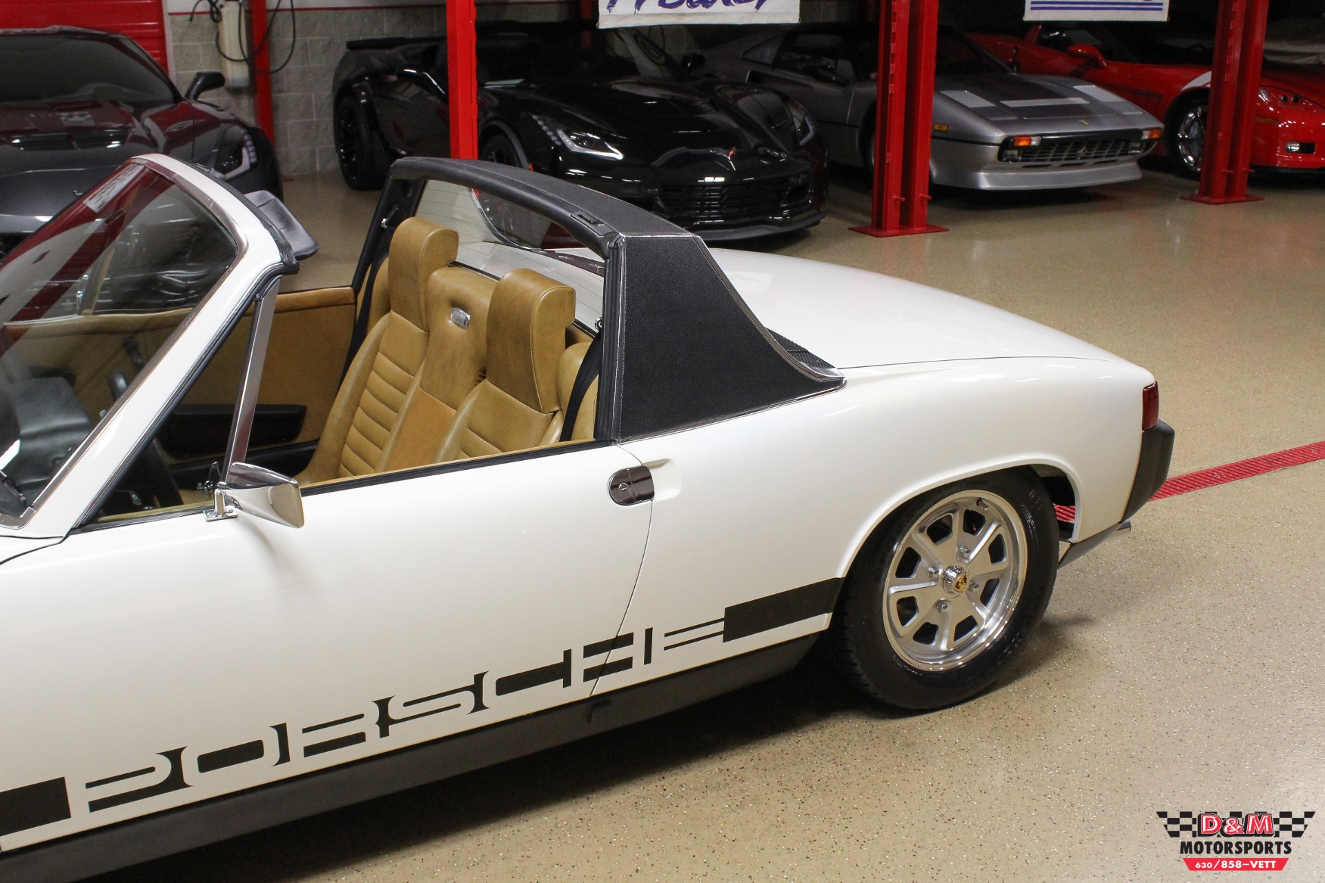 Used 1976 Porsche 914 2.0 Targa | Glen Ellyn, IL