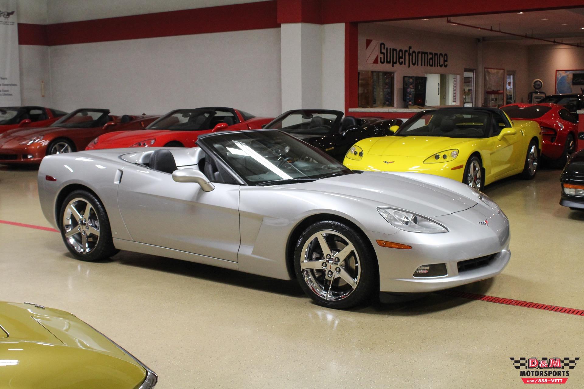 Used 2007 Chevrolet Corvette Convertible | Glen Ellyn, IL