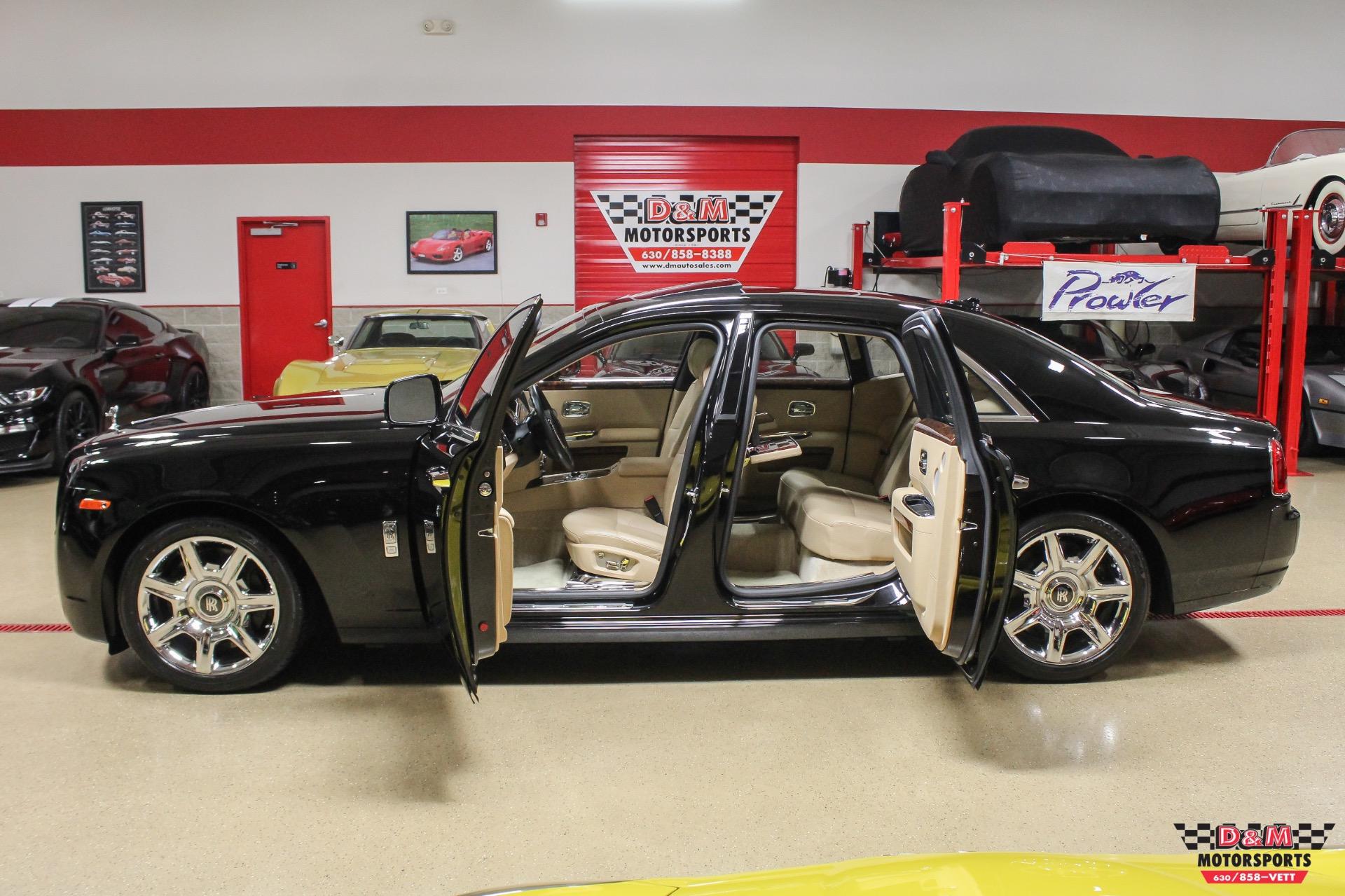 Used 2010 Rolls-Royce Ghost  | Glen Ellyn, IL