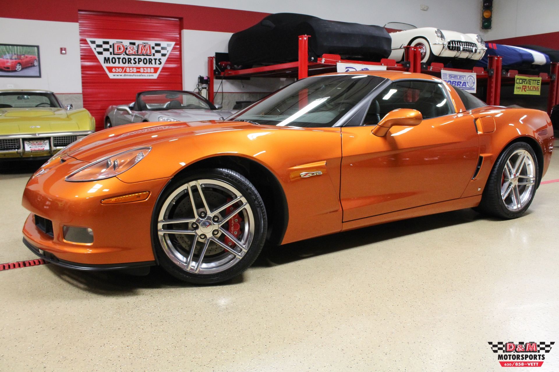 2007 Chevrolet Corvette Z06 Stock # M6727 for sale near Glen