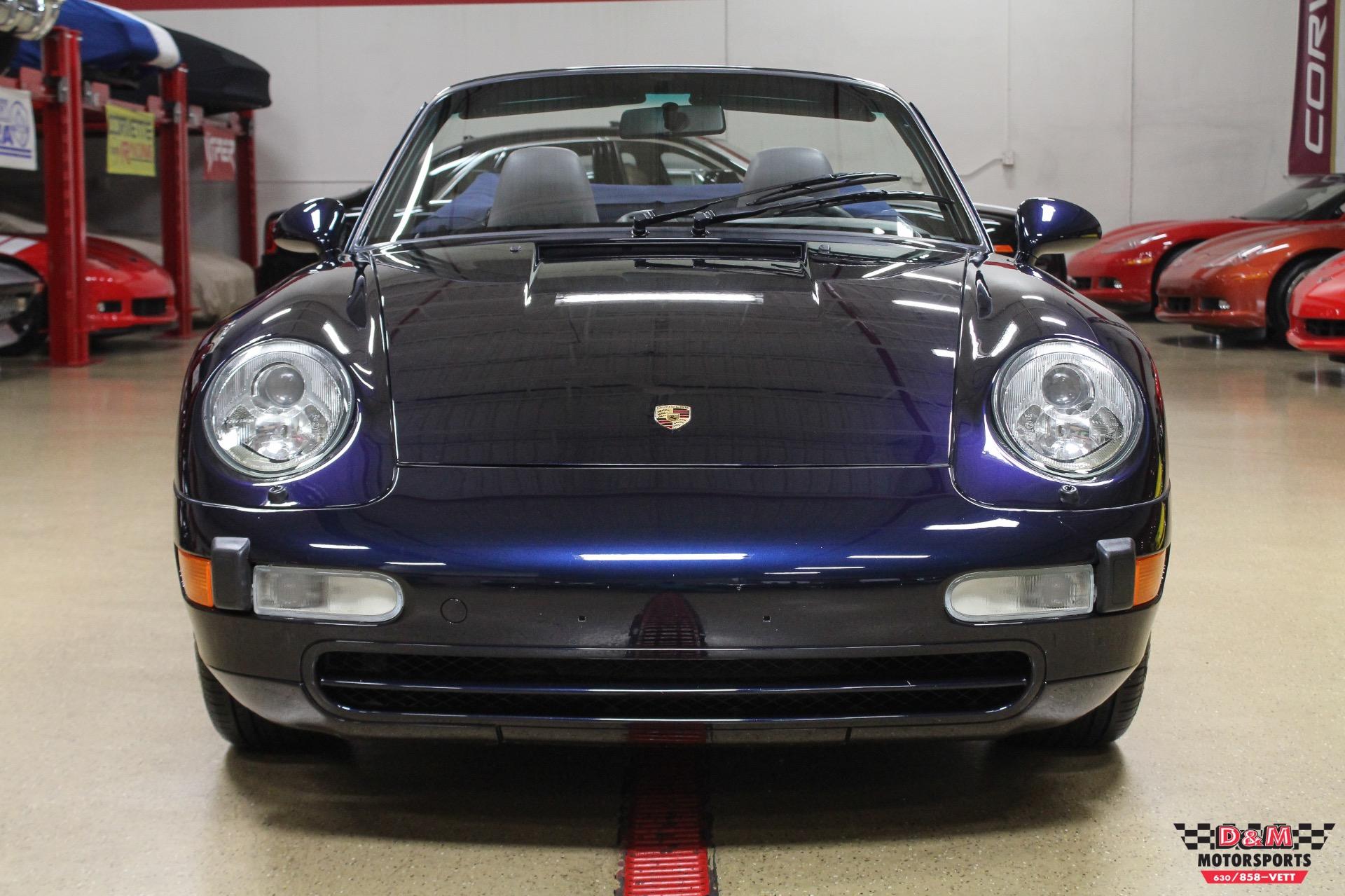Used 1996 Porsche 911 Carrera Cabriolet | Glen Ellyn, IL