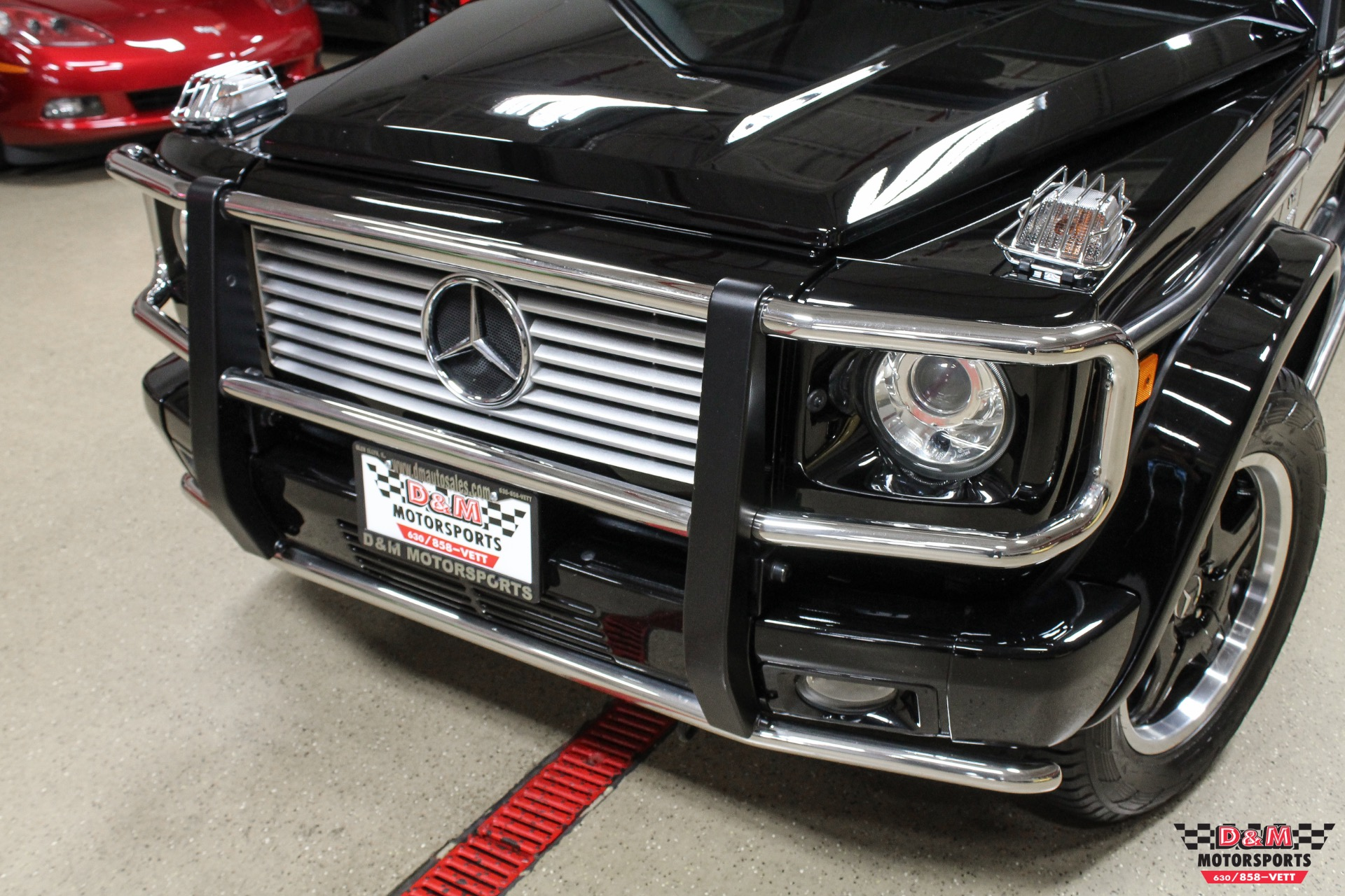 Used 2008 Mercedes-Benz G55 AMG | Glen Ellyn, IL